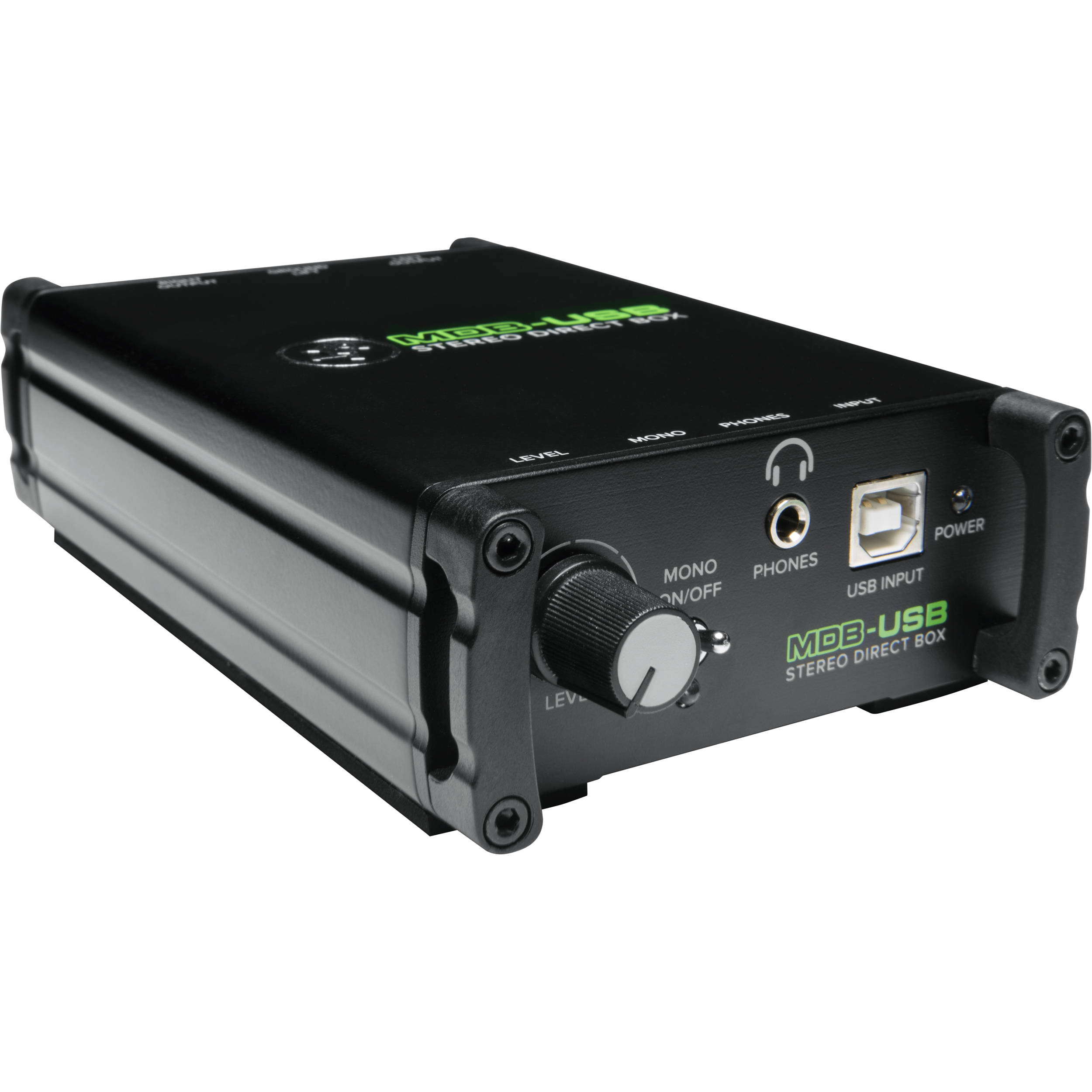 Mackie MDB-USB Stereo DAC Direct Box