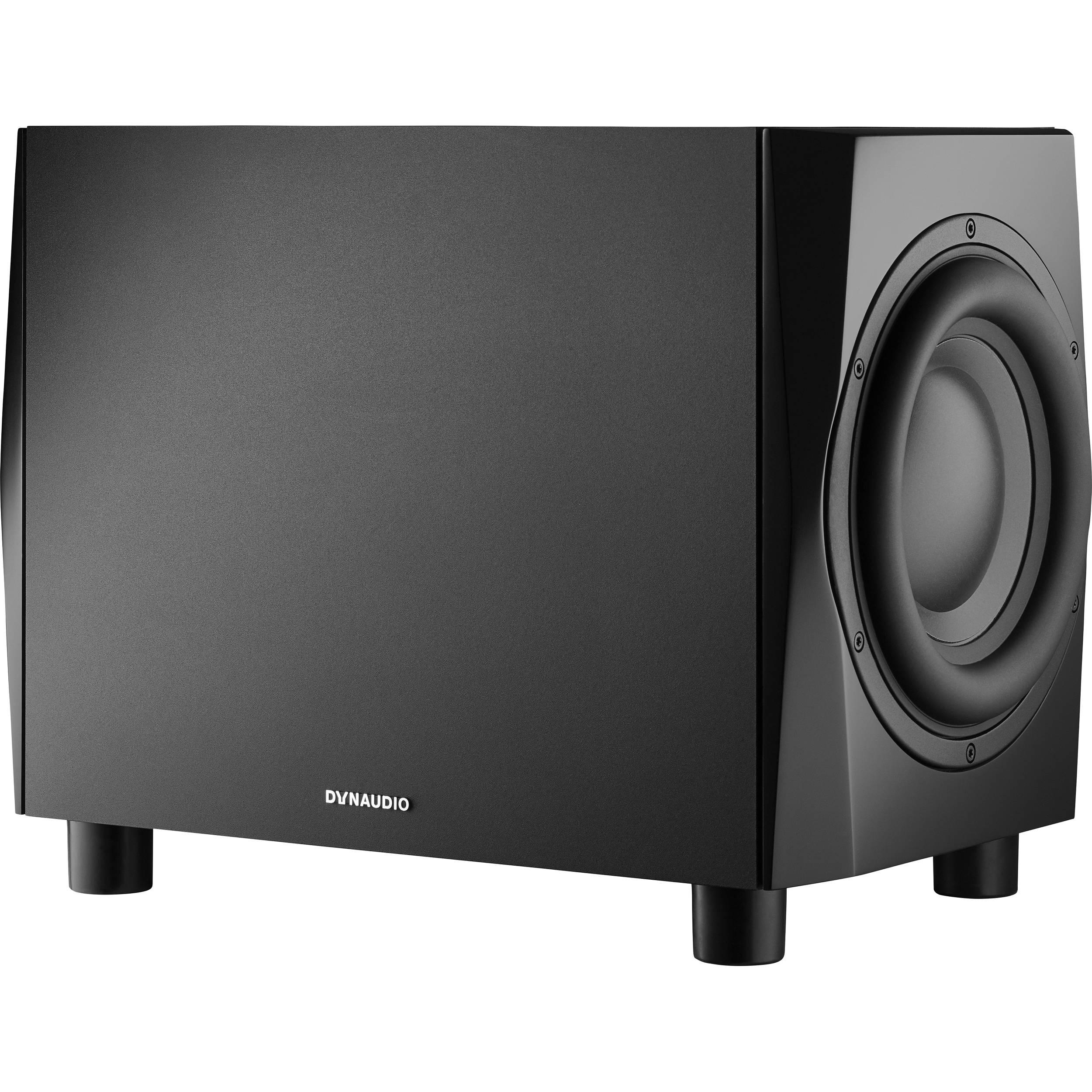 Dynaudio Acoustics 18S True Bass Dual 9 5