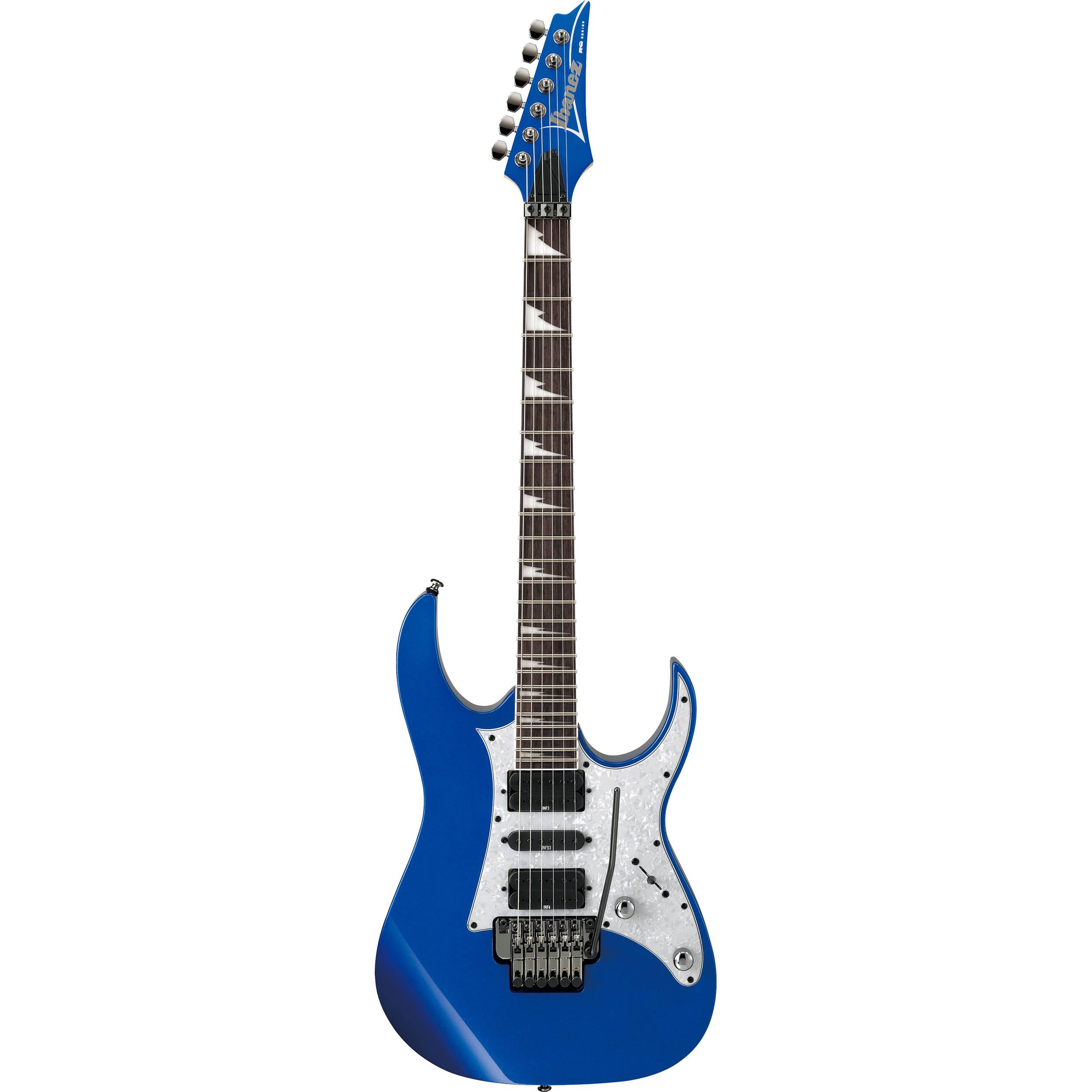 Ibanez RG450DX RG Series Electric Guitar (Starlight Blue)