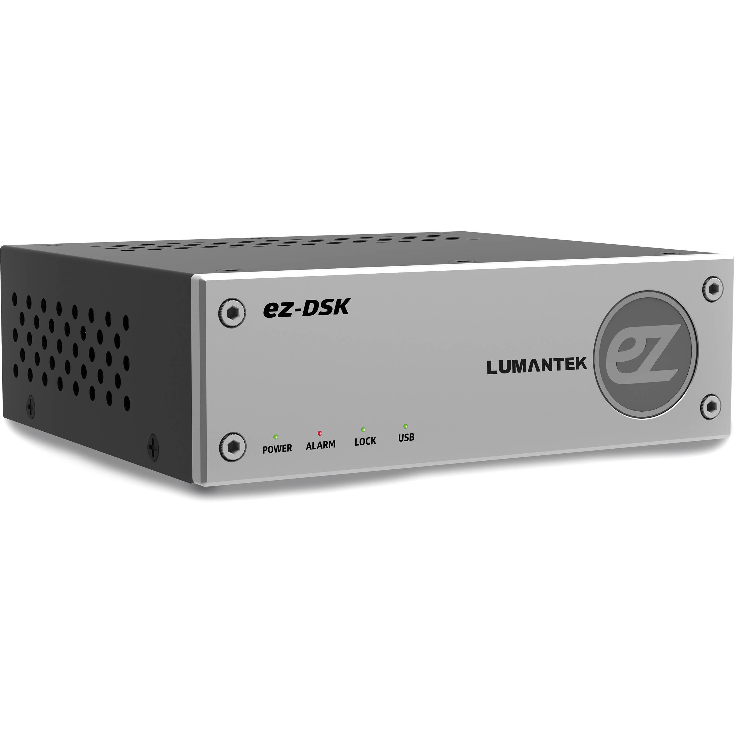 Lumantek ez-DSK Live CG Generator