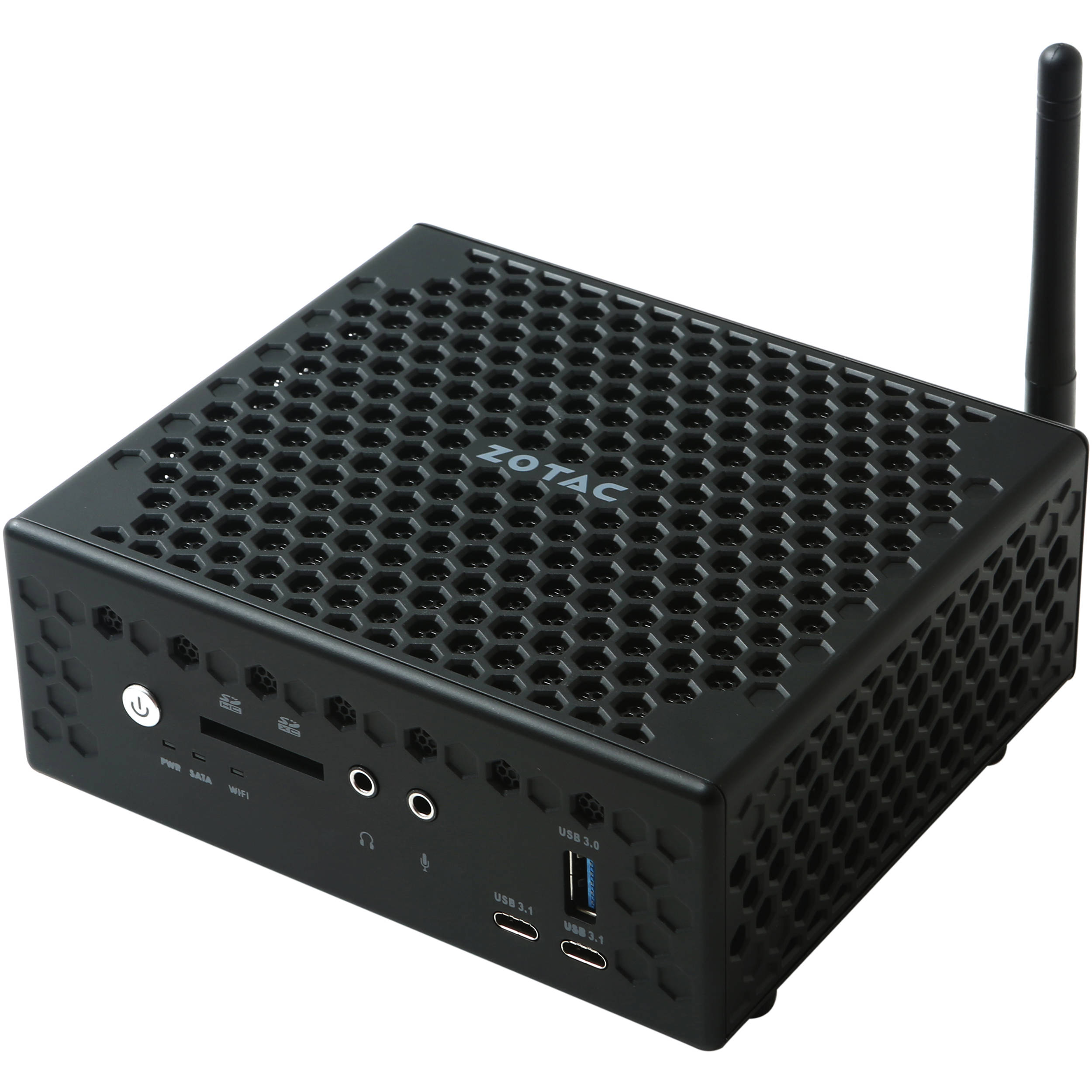 ZOTAC ZBOX CI527 nano Mini Desktop Computer
