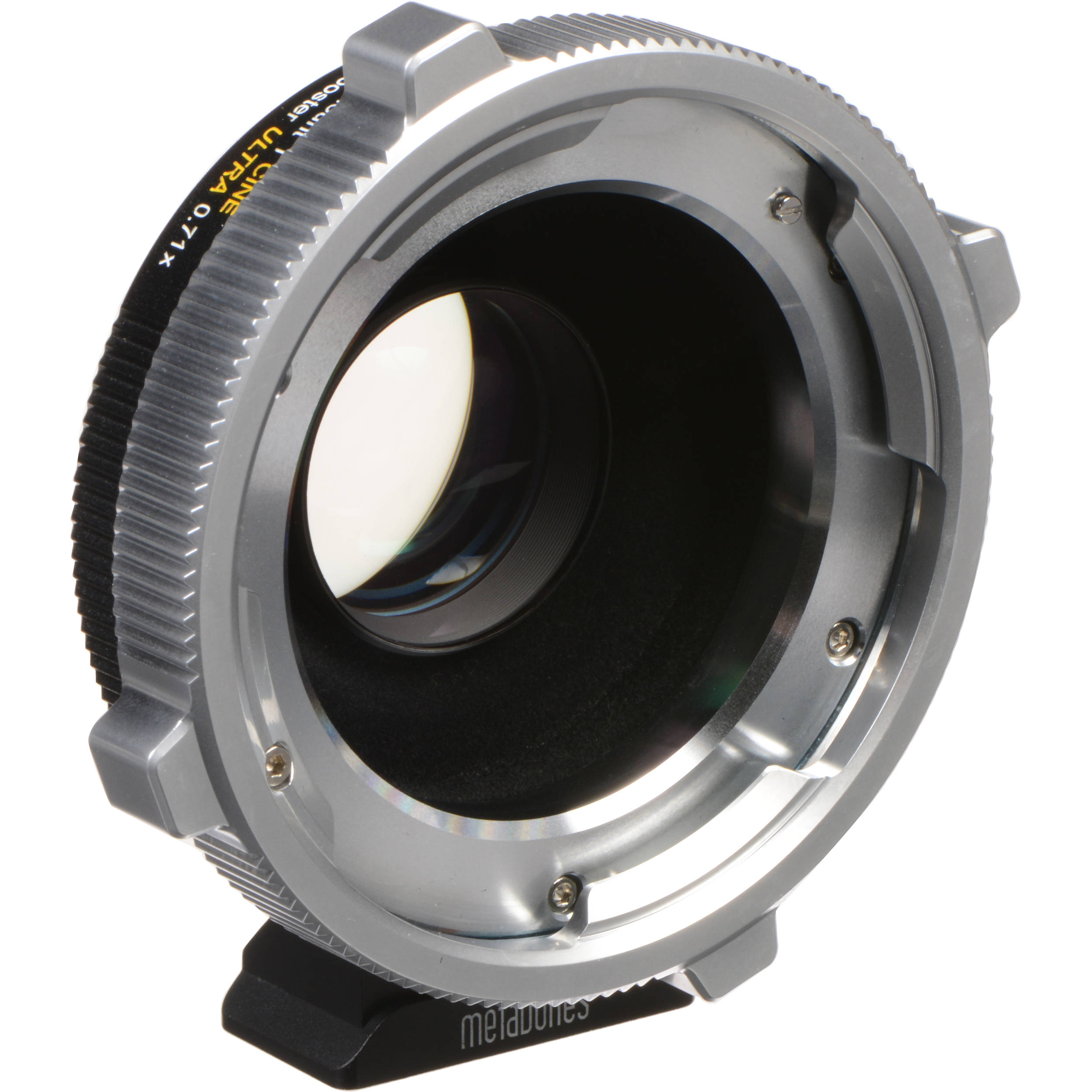 Metabones Speed Booster Ultra 0 71x Adapter for Select PL Lenses to Micro  Four Thirds Camera