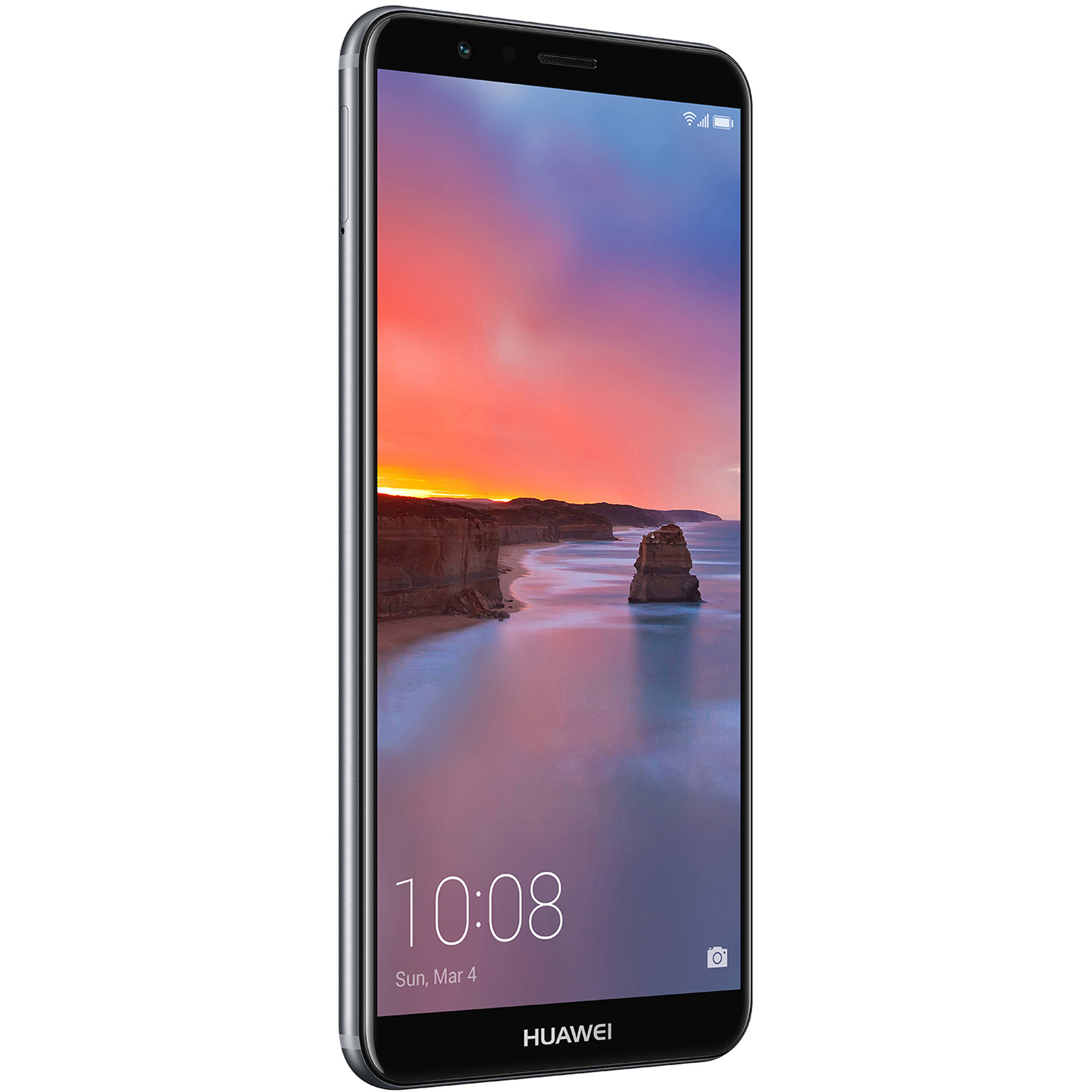 premium selection 0311f 7ef07 Huawei Mate SE 64GB Smartphone (Unlocked, Gray)