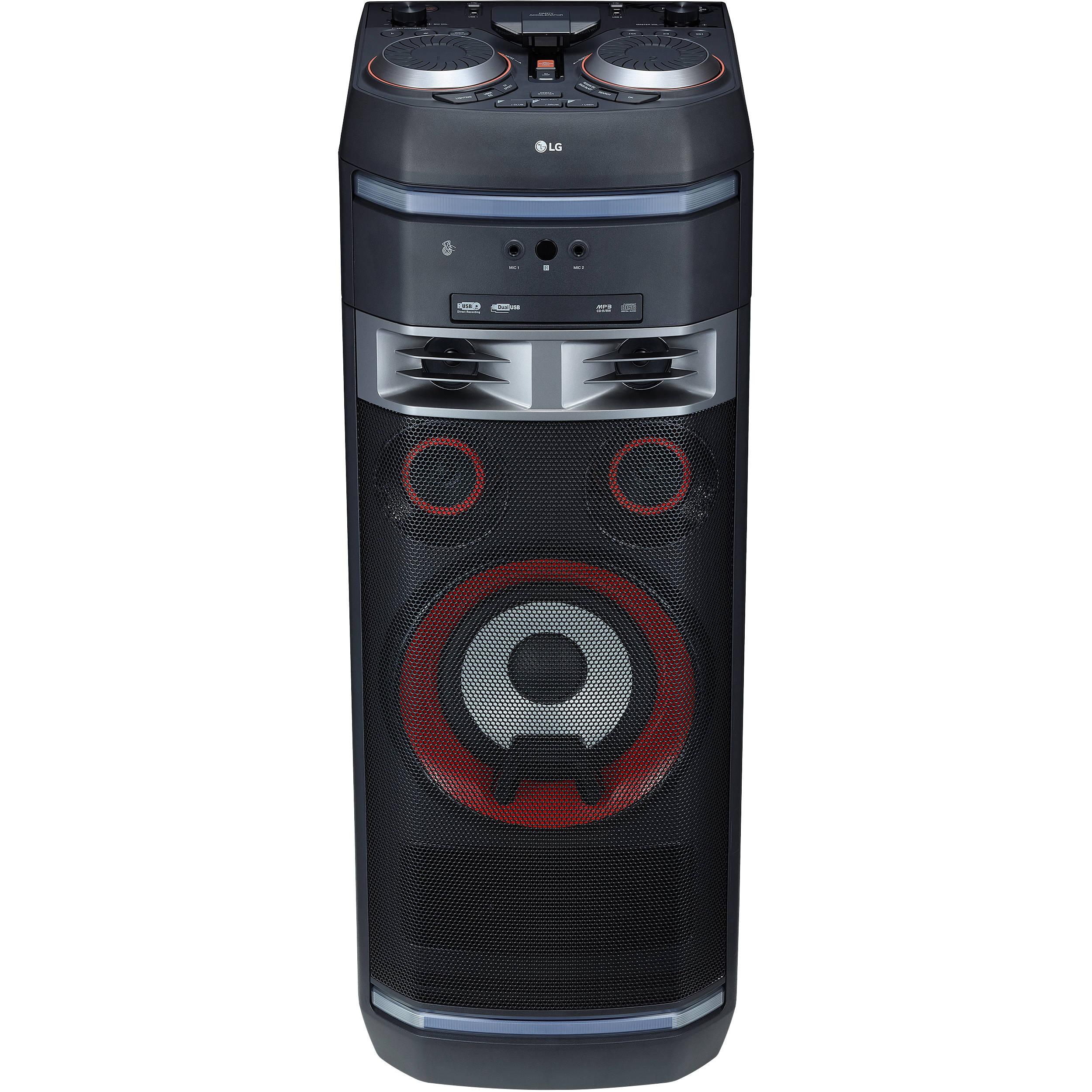LG OK75 1000W Bluetooth Music System