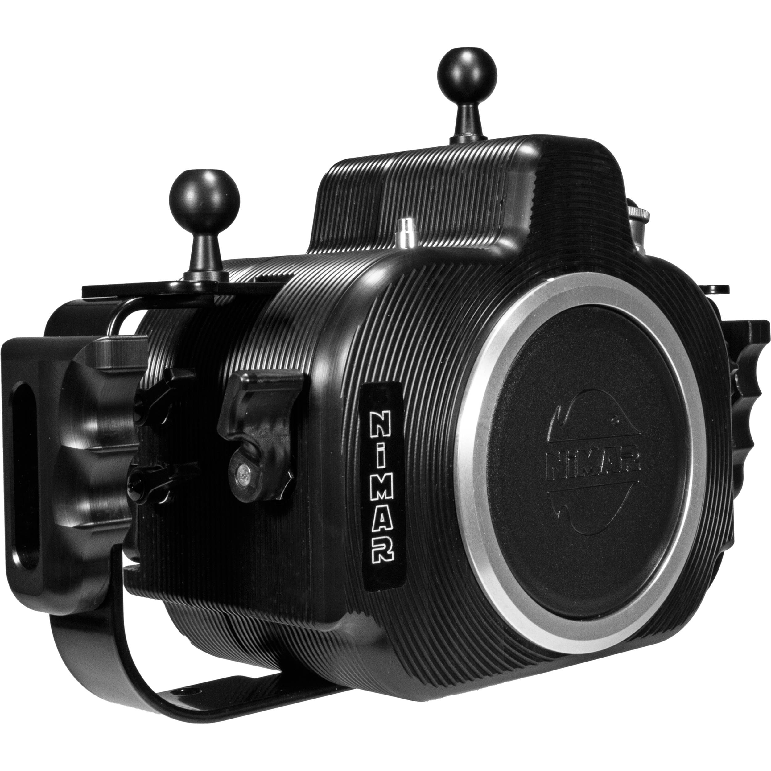 Nimar PRO Underwater Camera Housing for Canon EOS 6D Mark II