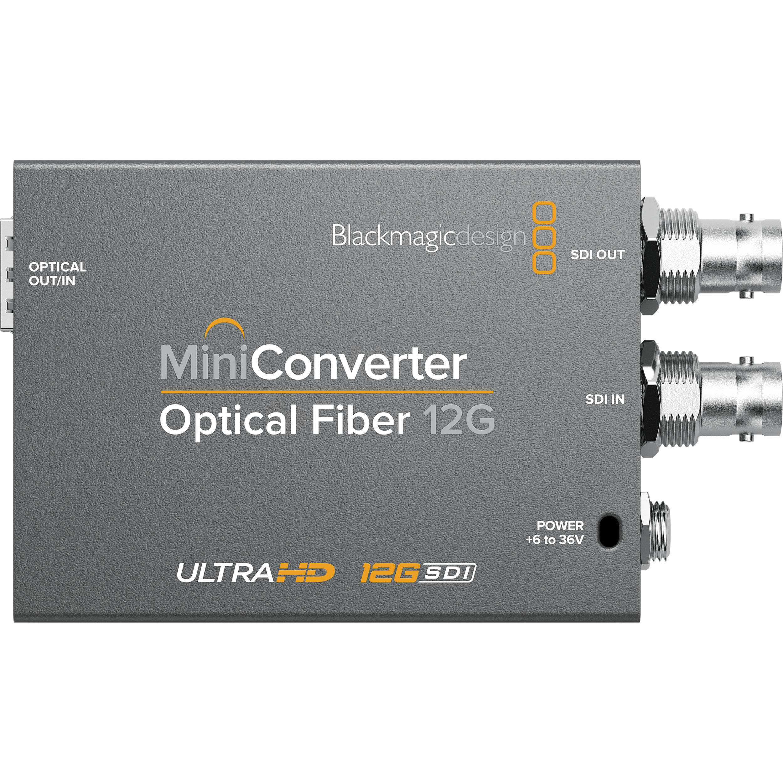 Blackmagic Design Mini Converter Optical Fiber 12g Sdi