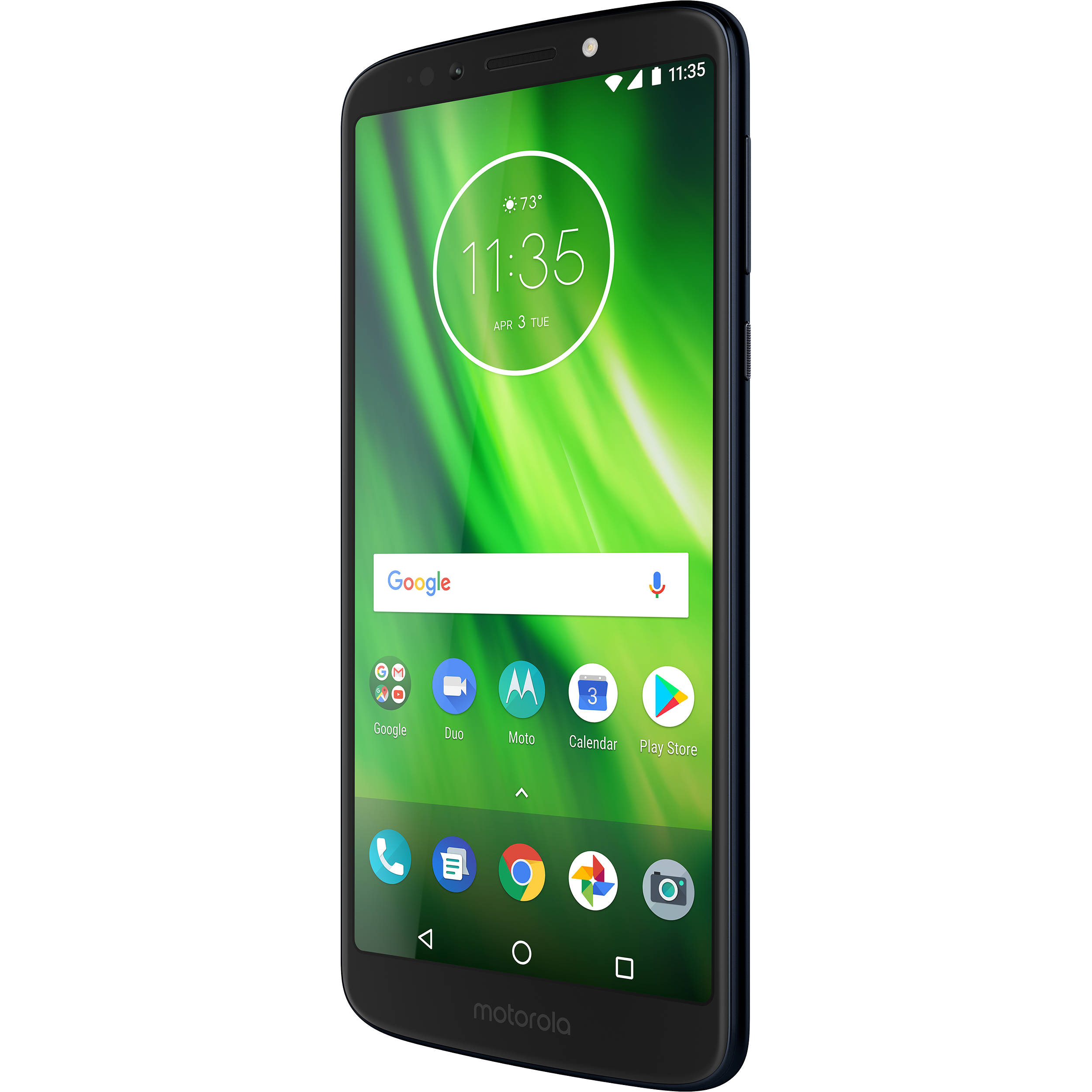 sale retailer ed424 af826 Moto G6 Play 32GB Smartphone (Unlocked)