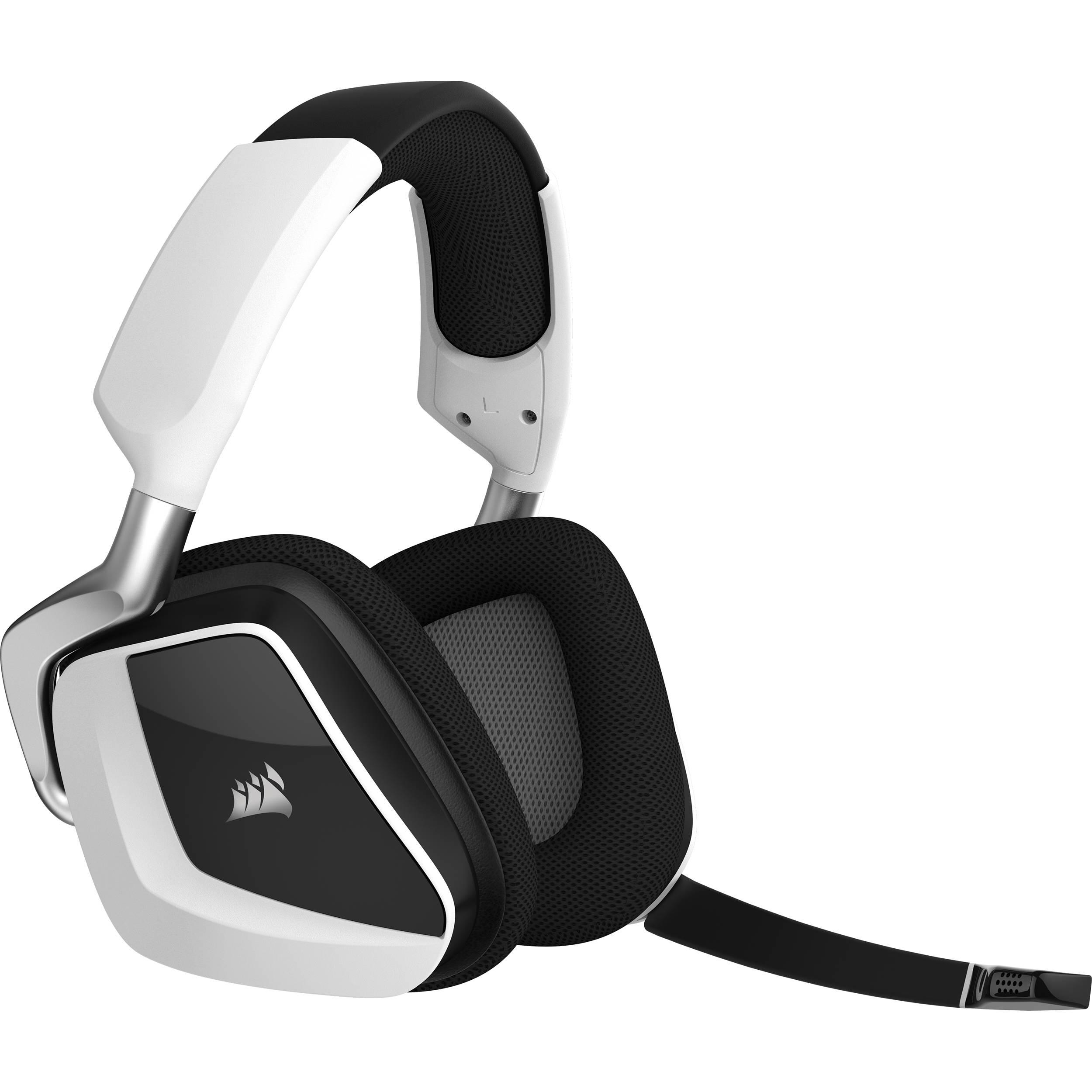 Corsair VOID PRO RGB Wireless Gaming Headset (White)