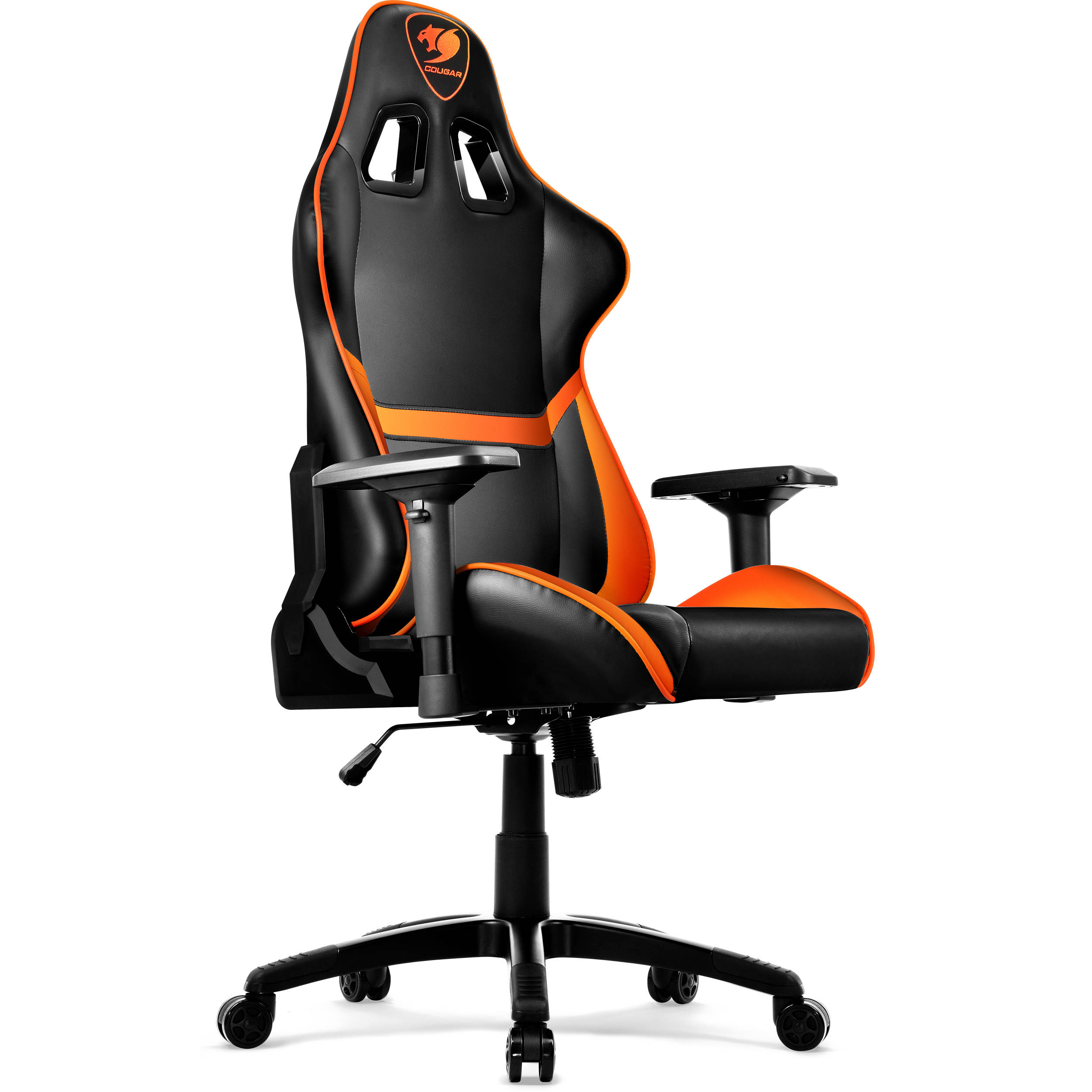 Tremendous Cougar Armor Gaming Chair Black Andrewgaddart Wooden Chair Designs For Living Room Andrewgaddartcom