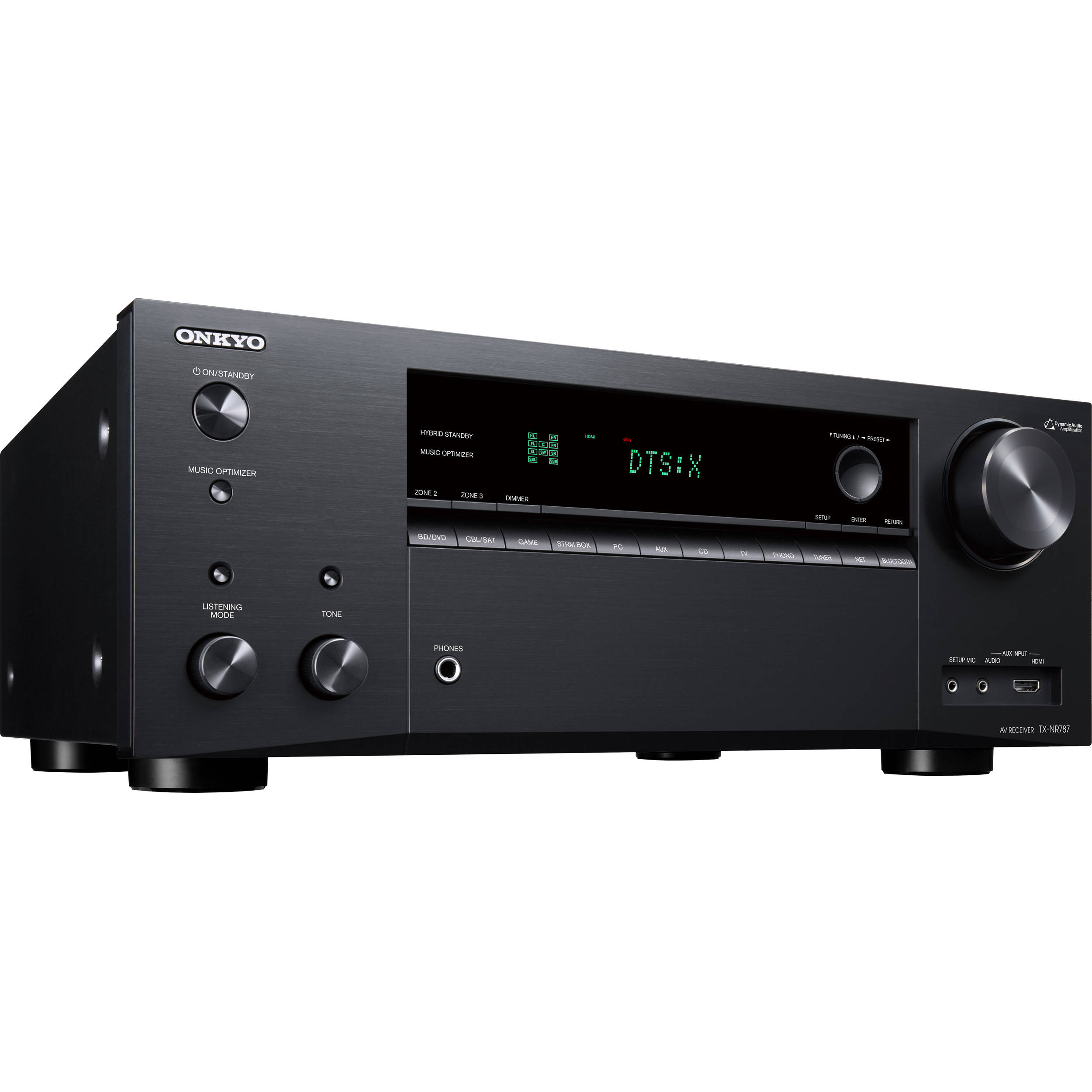 Onkyo TX-RZ630 9 2-Channel Network A/V Receiver