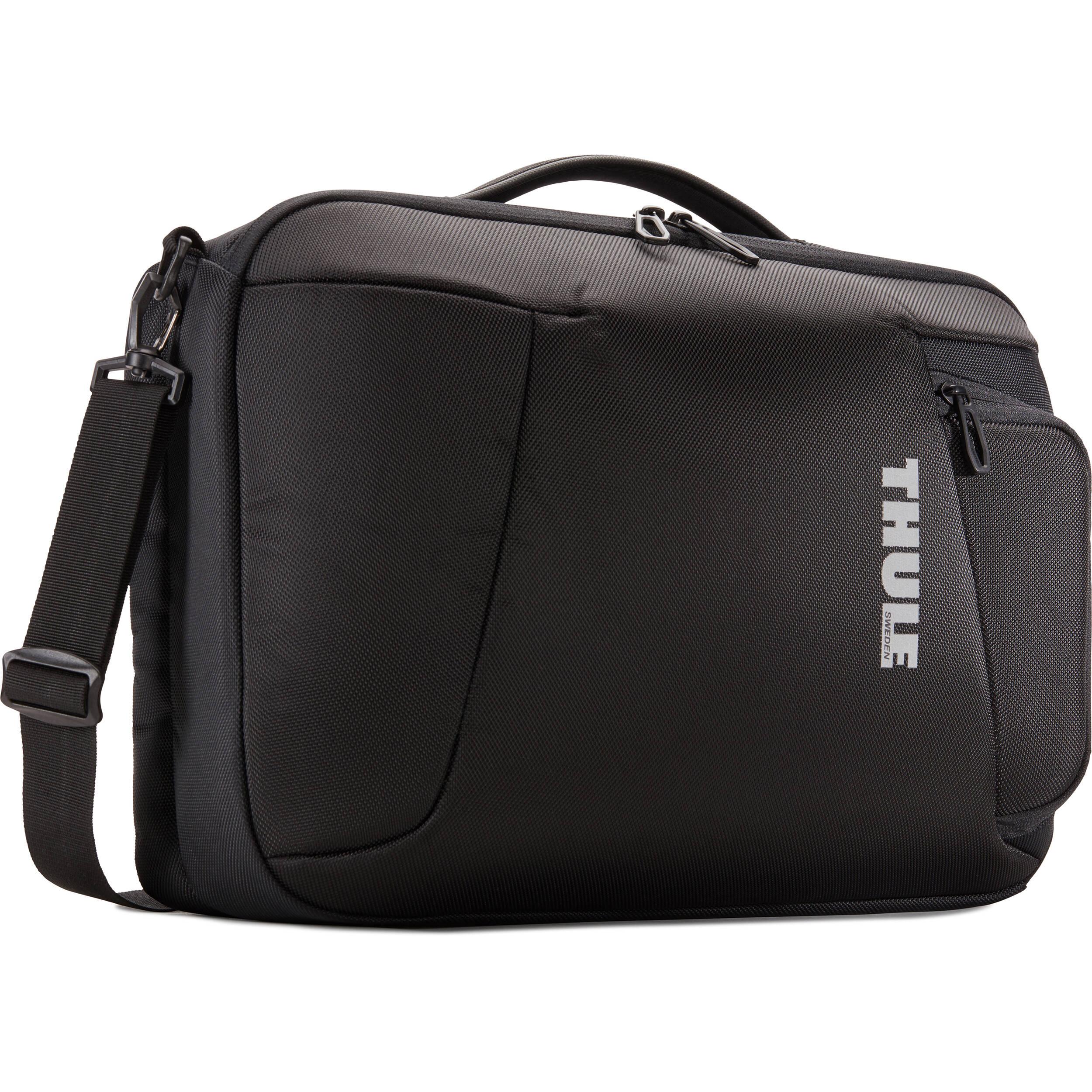 best cheap b63b5 ca7d4 Thule Accent 2-in-1 Laptop Bag (Black)