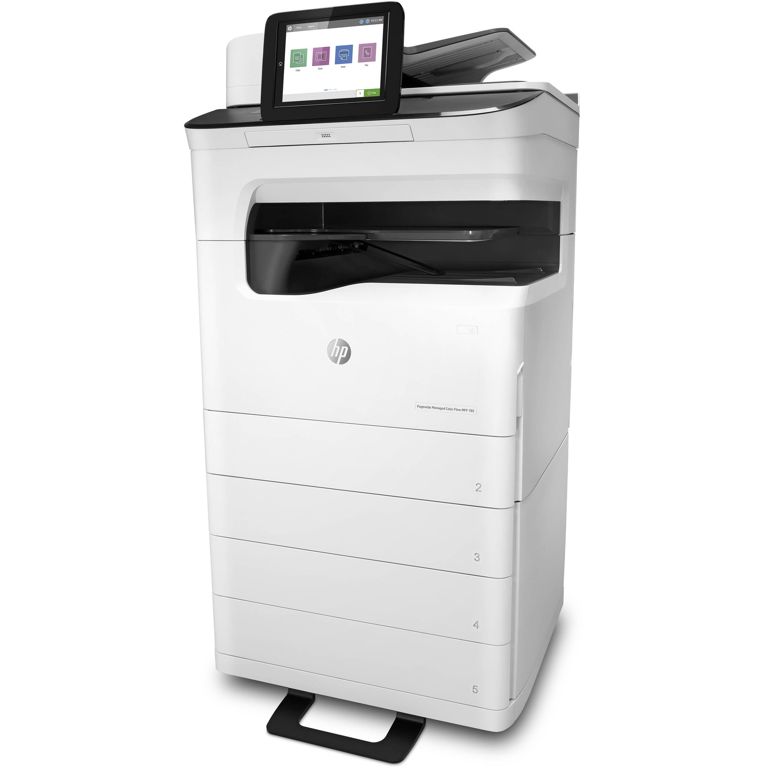 Hp Pagewide Inkjet Printer — Totoku