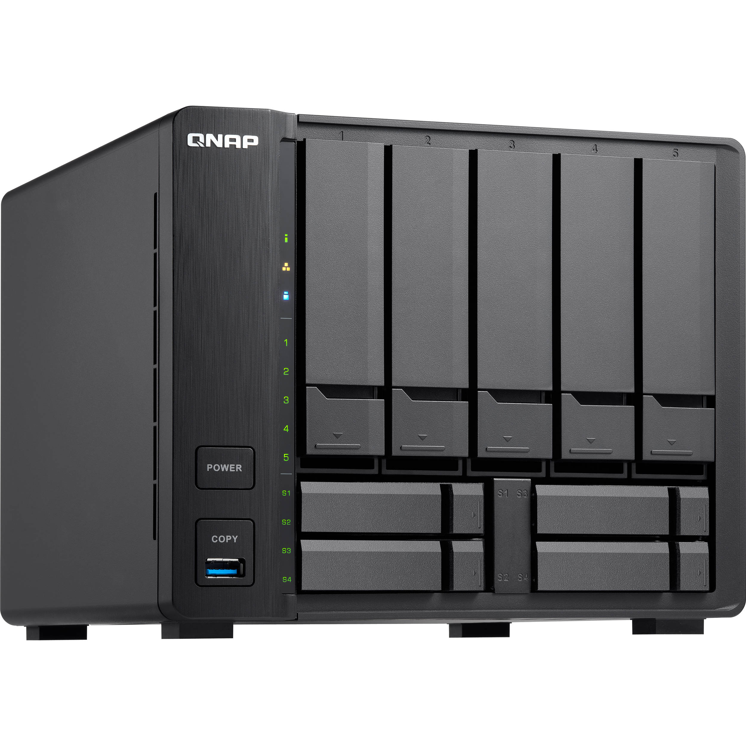 QNAP TS-963X 9-Bay NAS Enclosure
