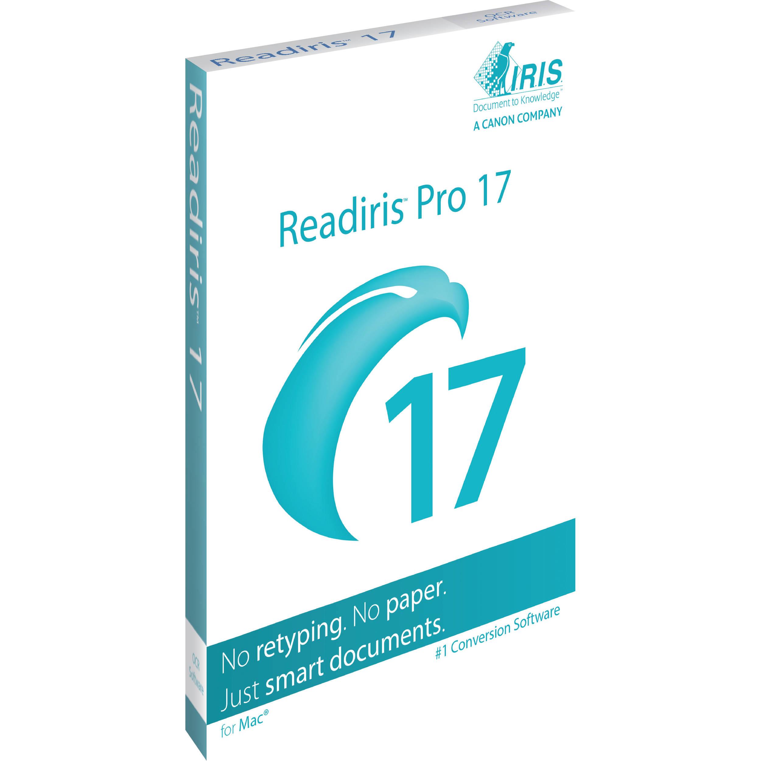 I.R.I.S. Readiris 12 Corporate buy key