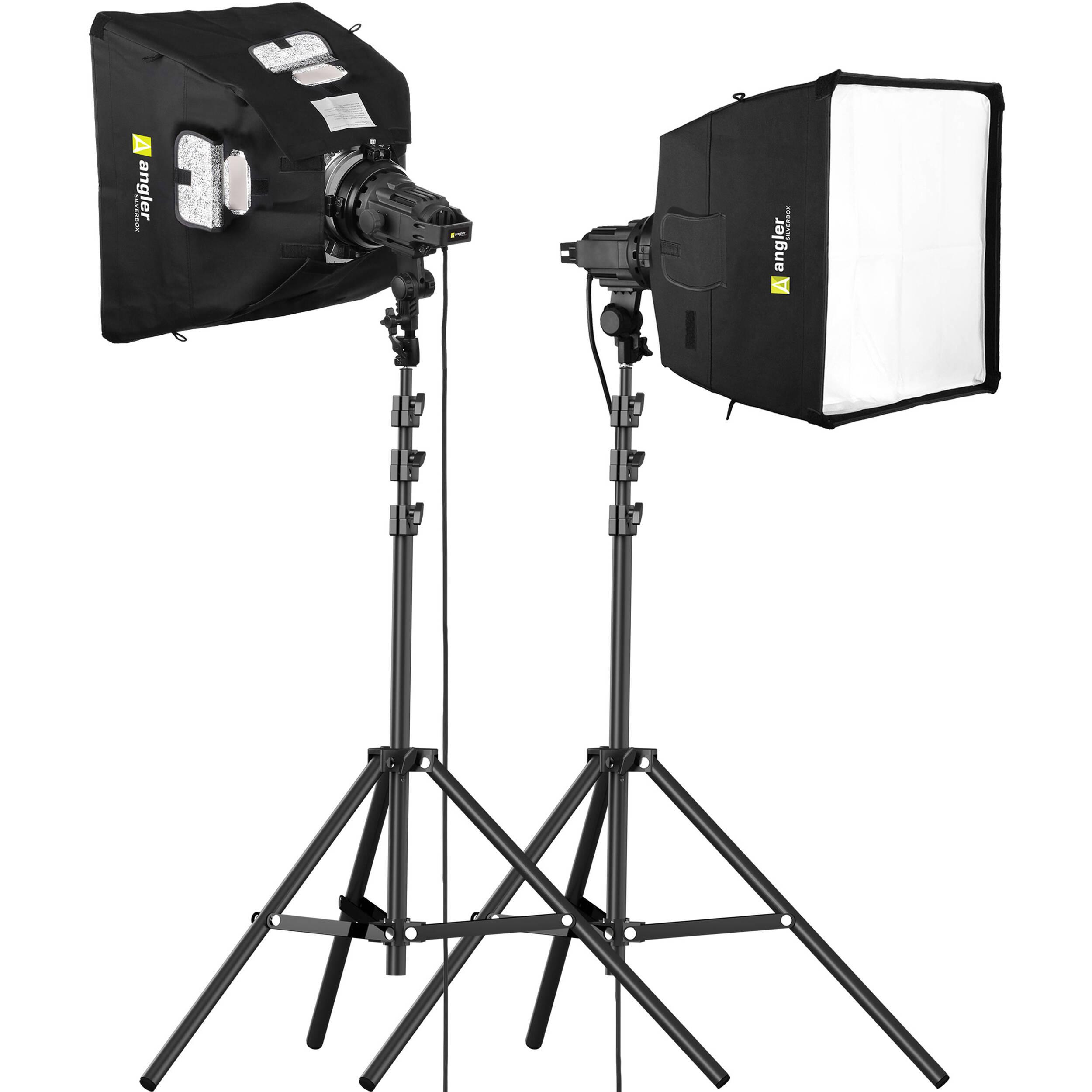 Impact Luxbanx Duo Large Square Softbox 40 x 40