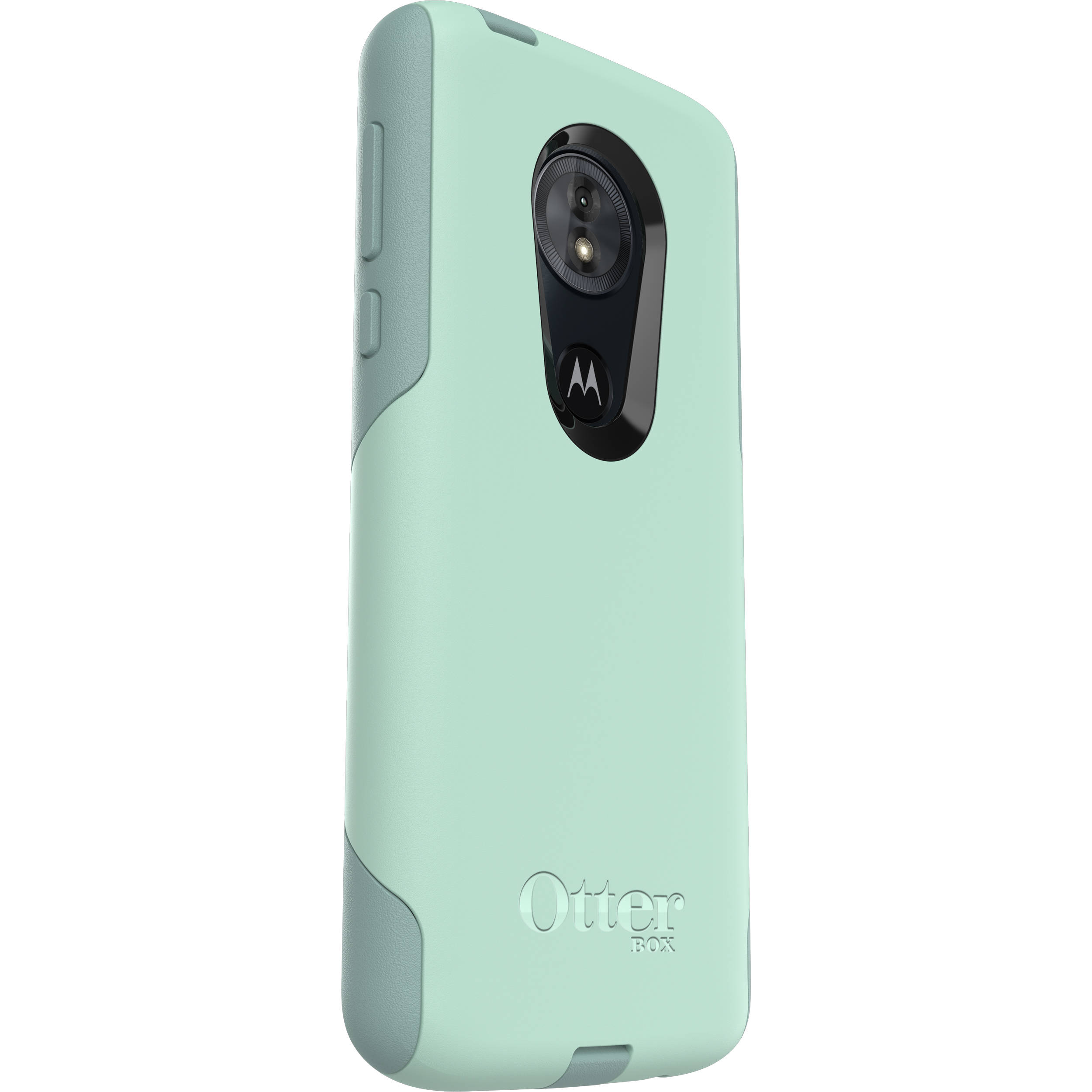the best attitude 0b26e 08d33 OtterBox Commuter Case for Moto G6 Play (Ocean Way Blue)