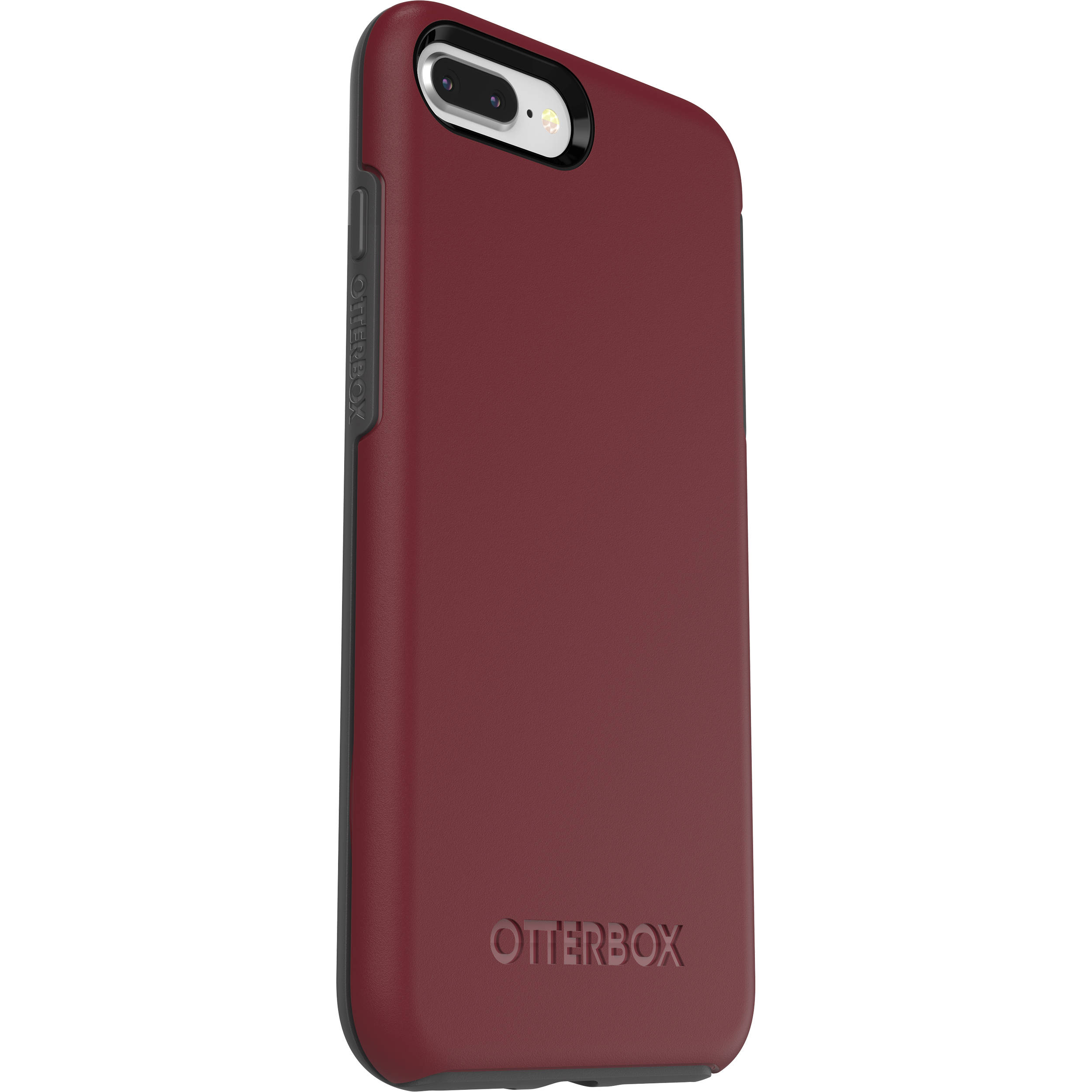 sports shoes 628f9 46700 OtterBox Symmetry Series Case for iPhone 7 Plus/8 Plus (Fine Port)