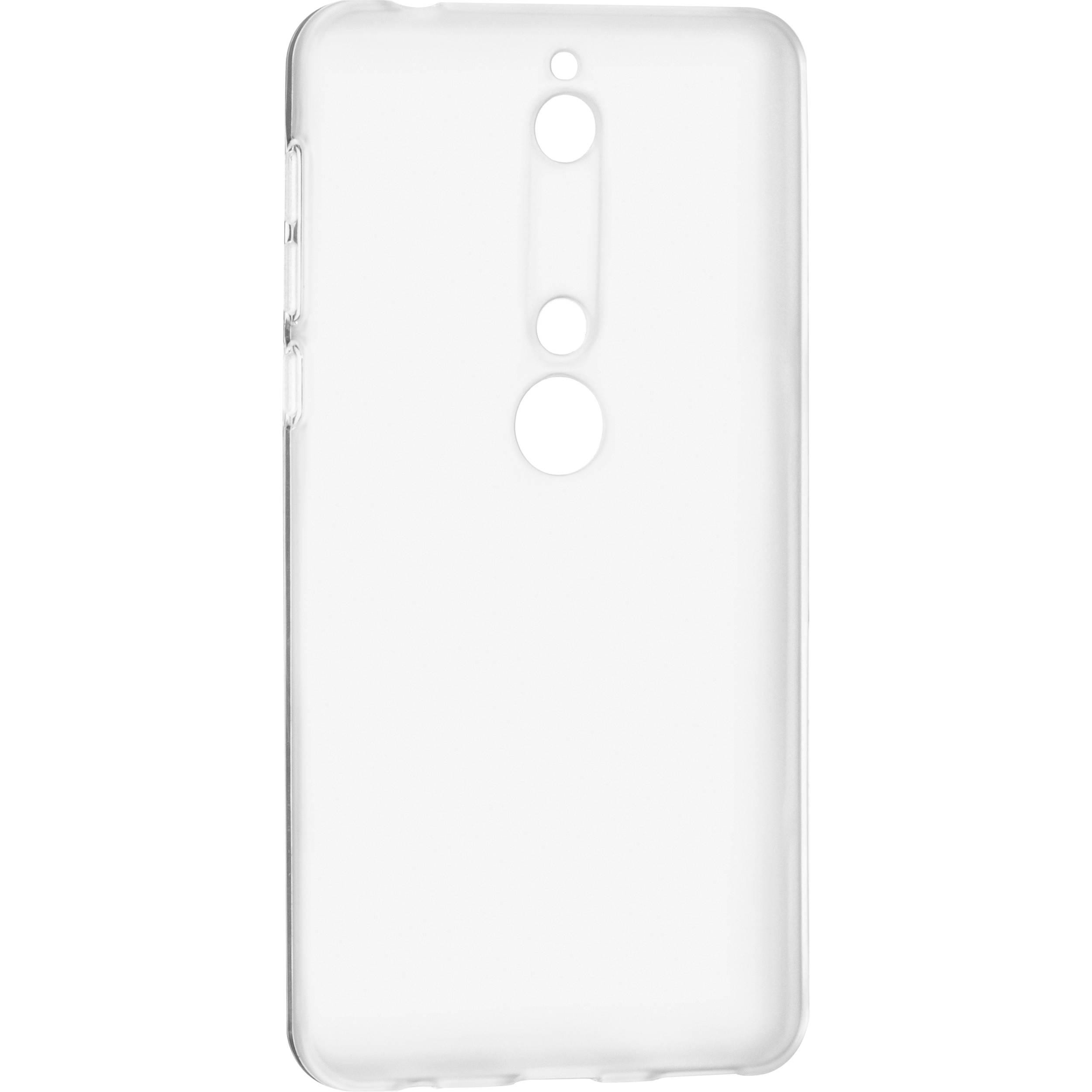 new style 3879e 16291 AVODA Nokia 6.1 Clear Case Protector
