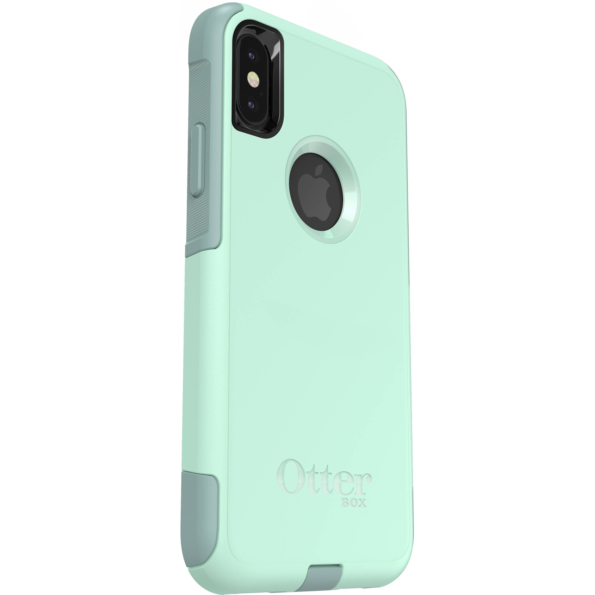 newest 8a3b9 ffb86 OtterBox Commuter Case for iPhone X/Xs (Ocean way)