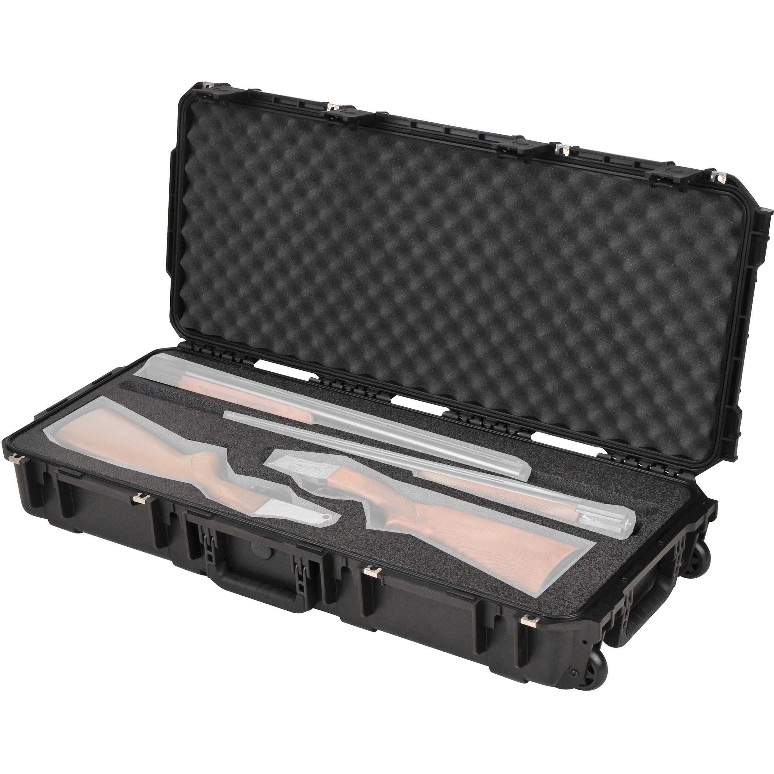 SKB iSeries Double Custom Takedown Shotgun Case (Black)