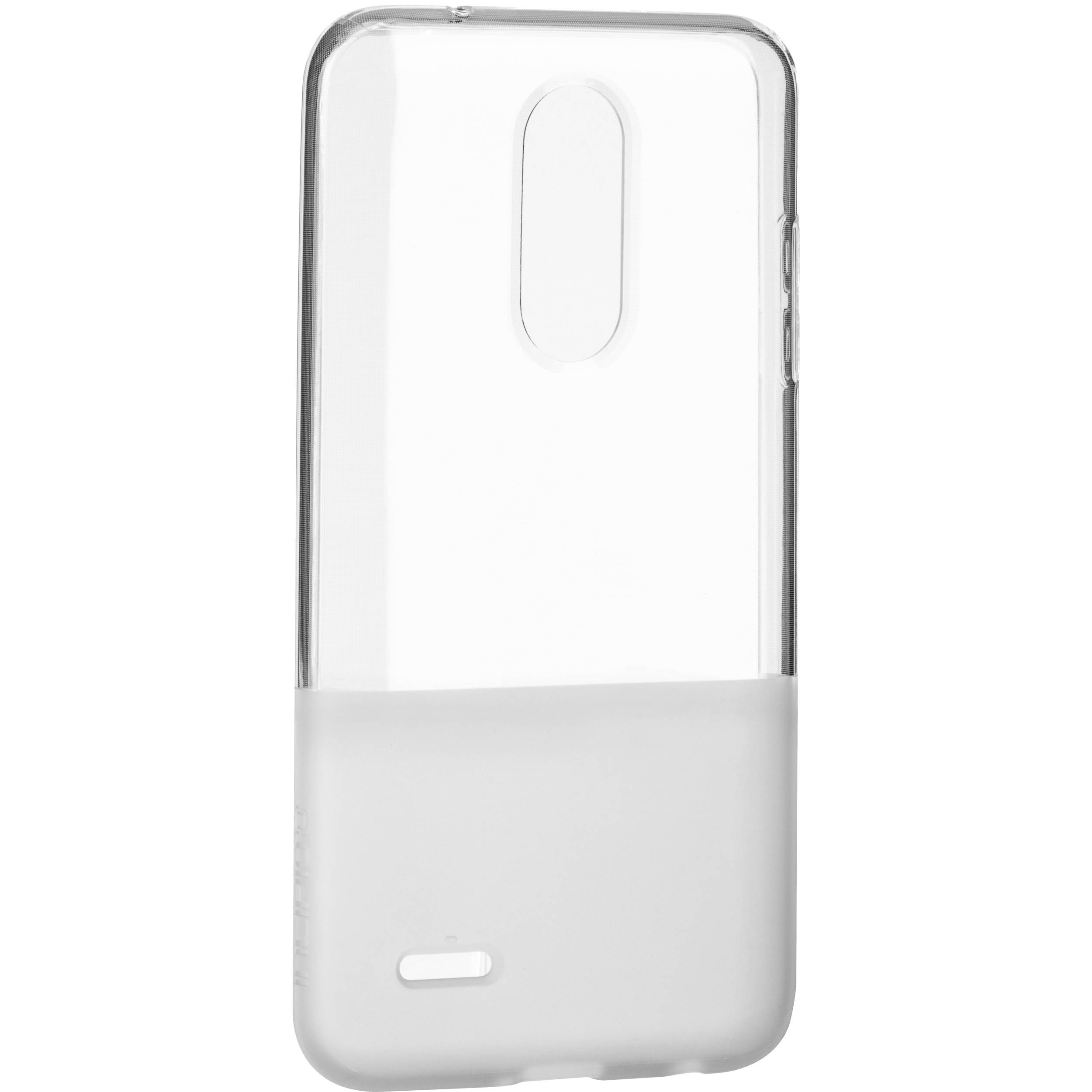 cheap for discount 6ad97 3dd19 Incipio NGP Flexible Shock Absorbent Case for LG K30 (Clear)