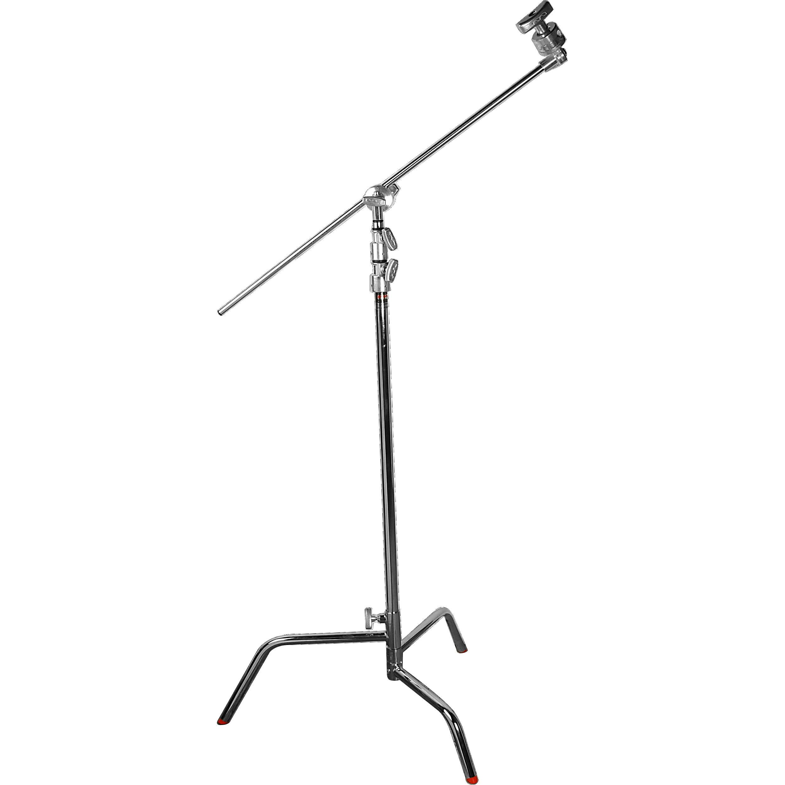 Heavy Duty C-Stand Century Stand Gobo Arm Grip Head Studio Lighting Sandbag Kit