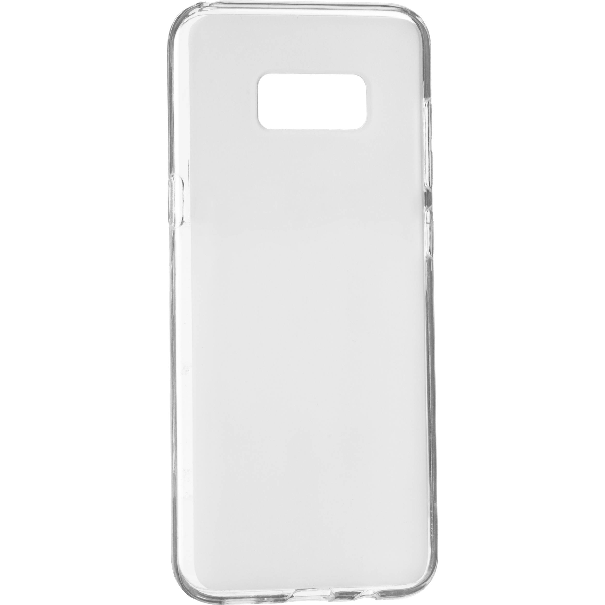 hot sale online 7c71f 9e65c AVODA TPU Case for Samsung Galaxy S8+ (Clear)