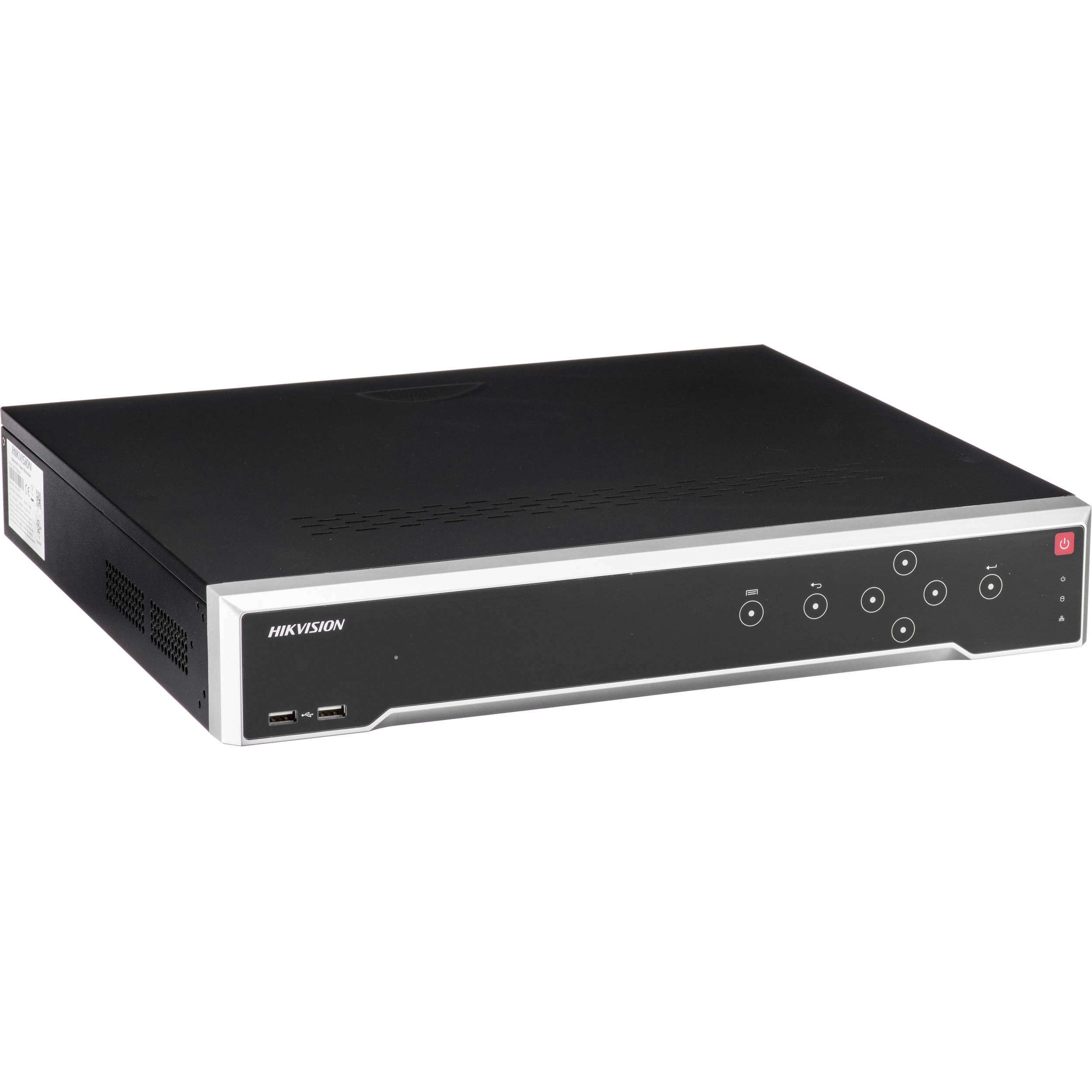 Hikvision DS-7732NI-I4 32-Channel 12MP NVR DS-7732NI-I4-4TB B&H