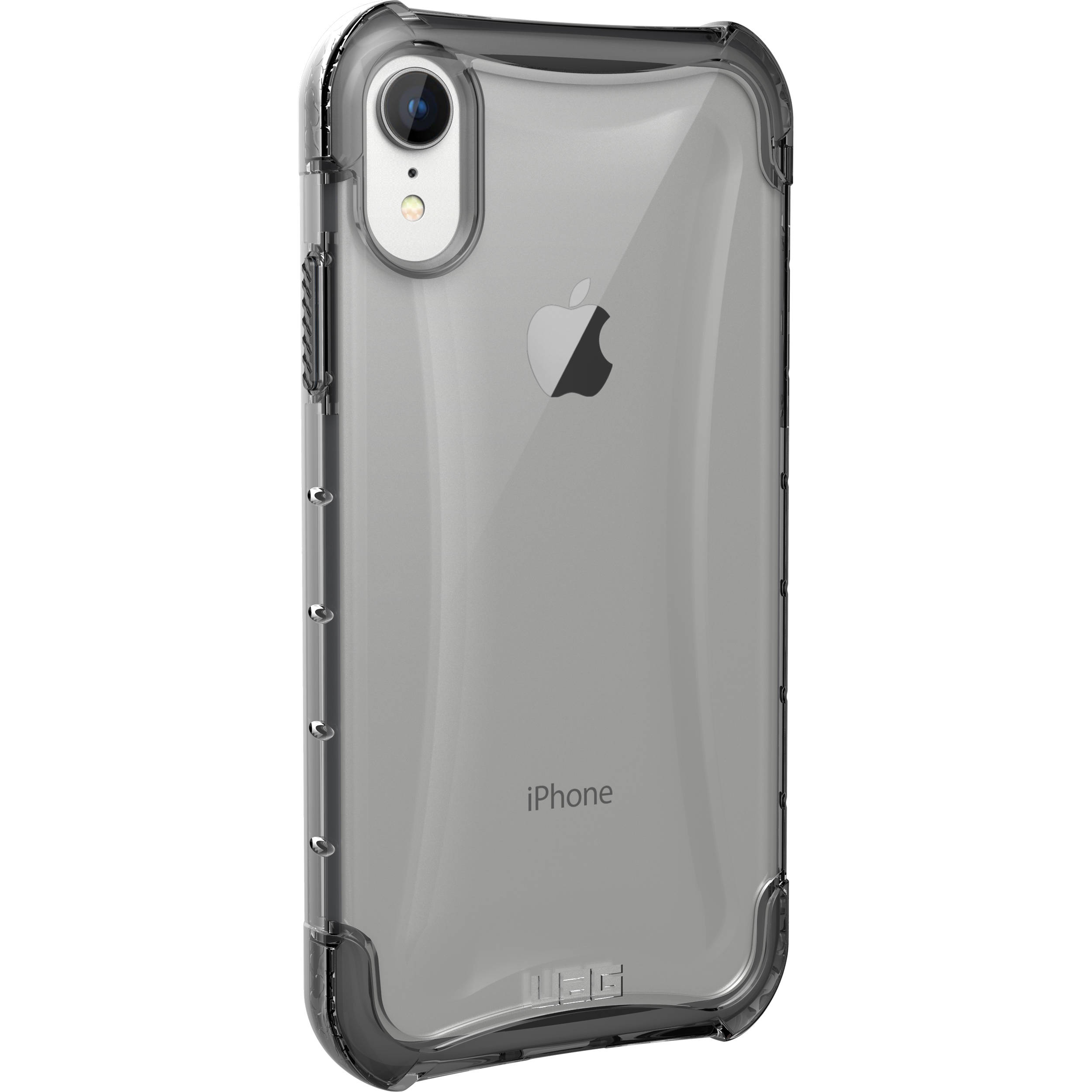 promo code 4af56 7a688 Urban Armor Gear Plyo Series Case for iPhone XR (Ice)