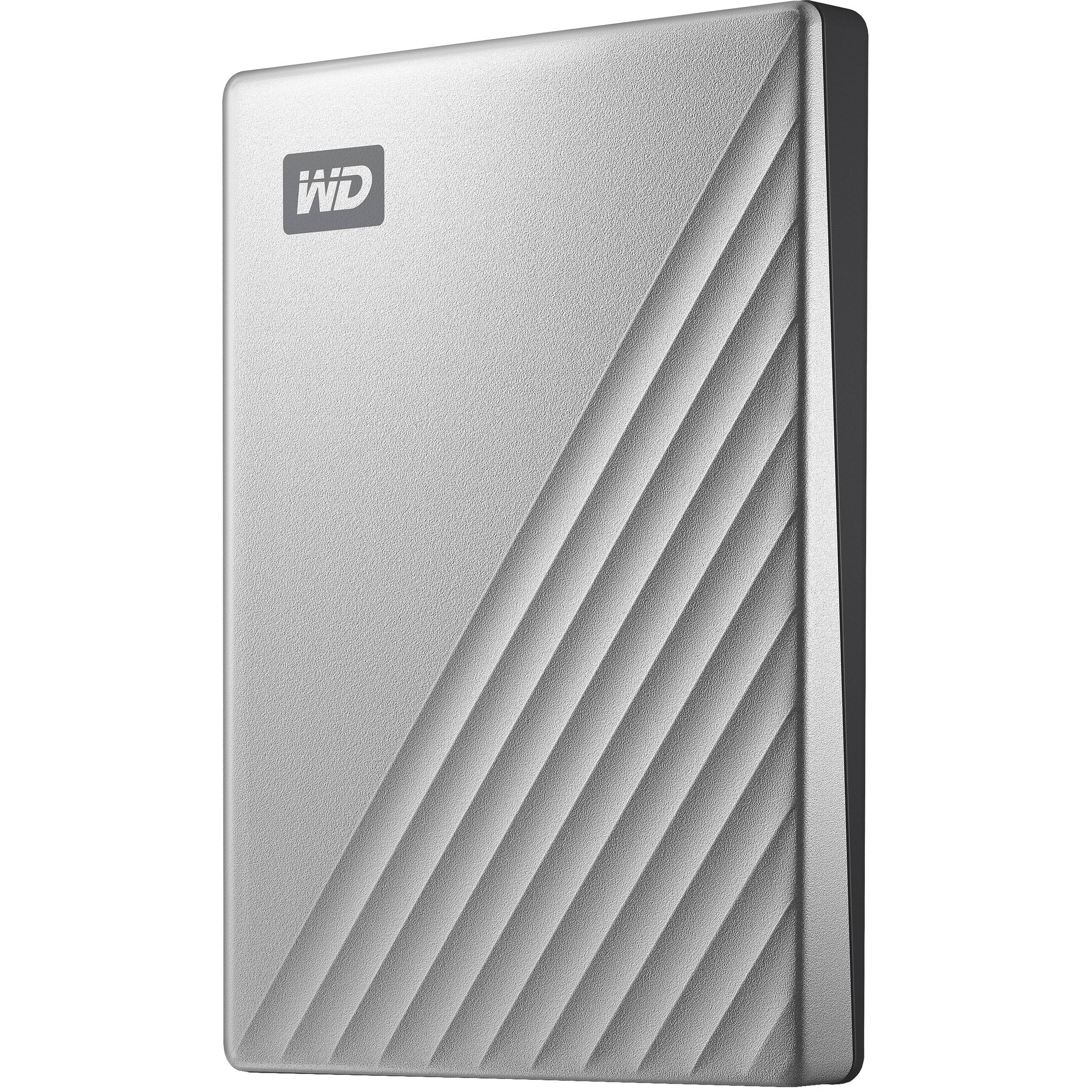 WESTERN DIGITAL WD My Passport for Mac Portable 1TB 2TB USB 3.0 Hard Drive Cable