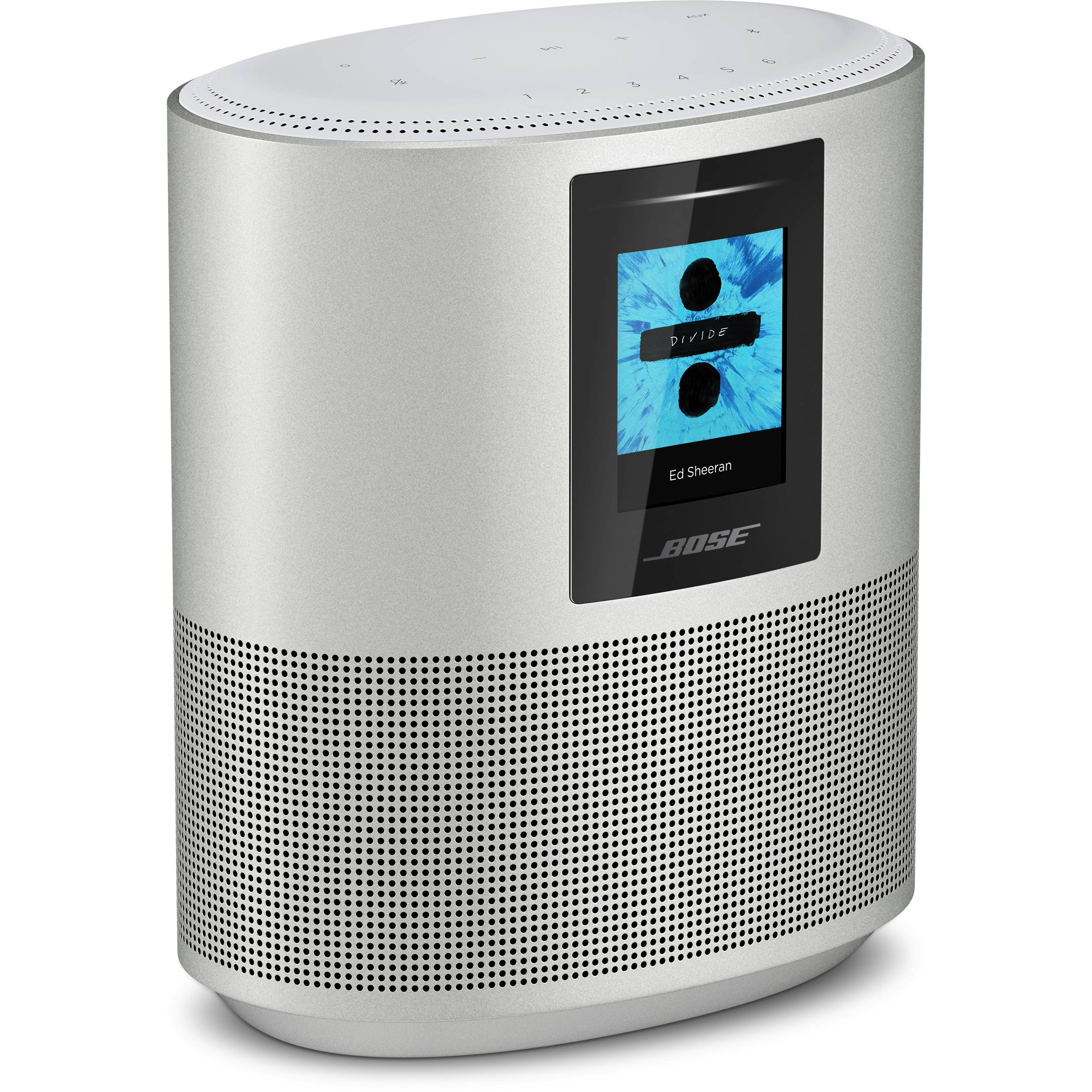 Bose Sound System >> Bose Home Speaker 500 Wireless Speaker System Luxe Silver