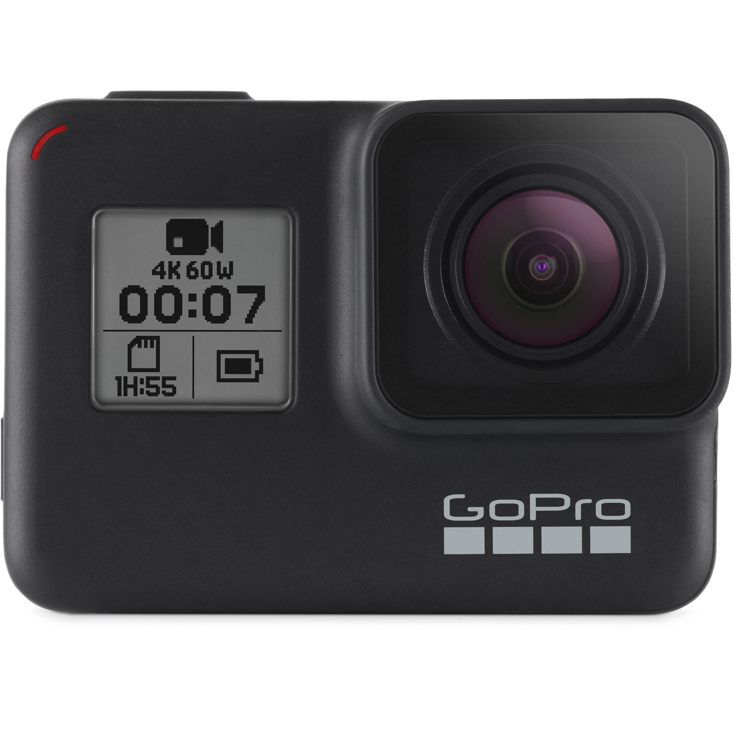 605cbf86a4d GoPro Hero 7 Black CHDHX-701 HERO7 B&H Photo