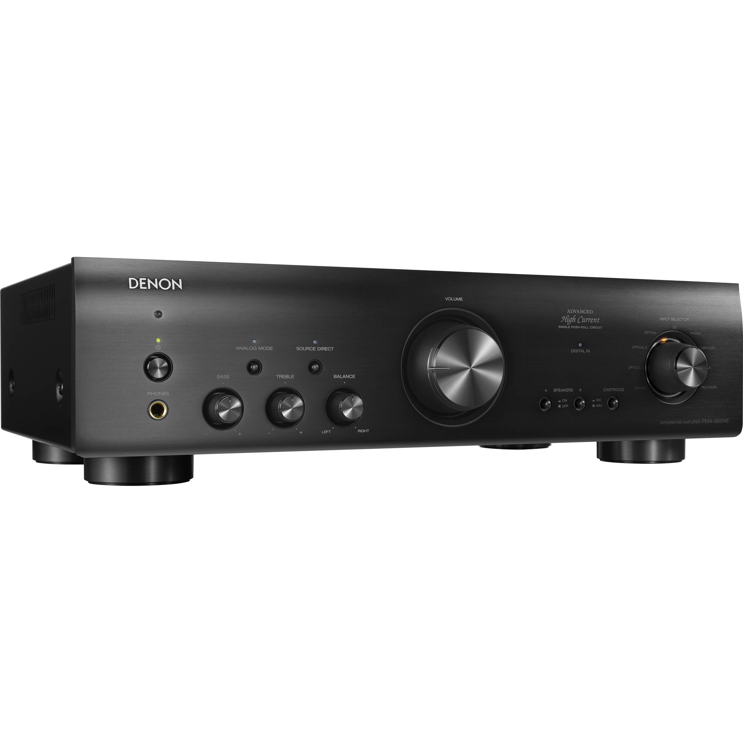 Denon PMA-800NE Stereo 100W Integrated Amplifier