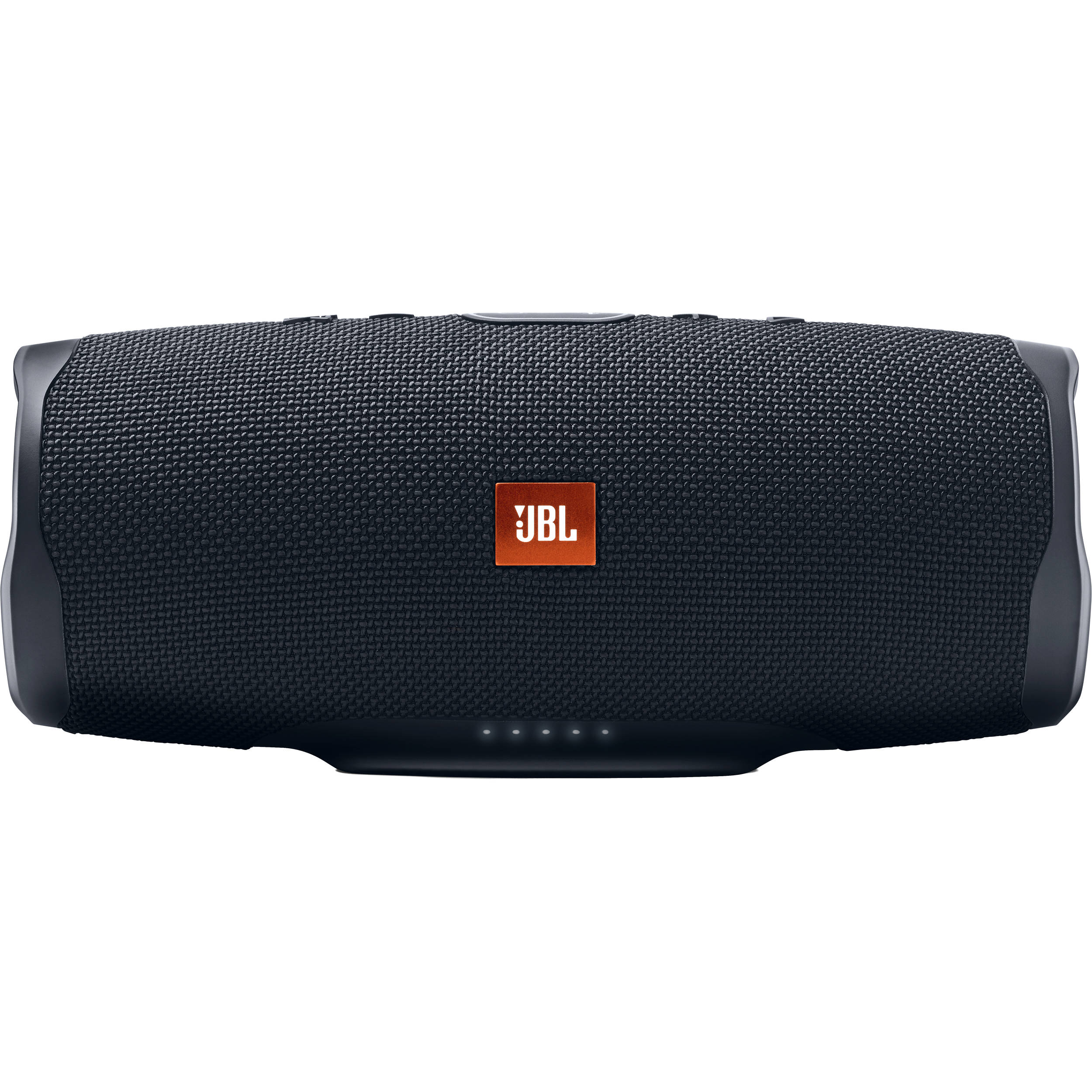 Jbl Charge 4 Portable Bluetooth Speaker Black Jblcharge4blkam
