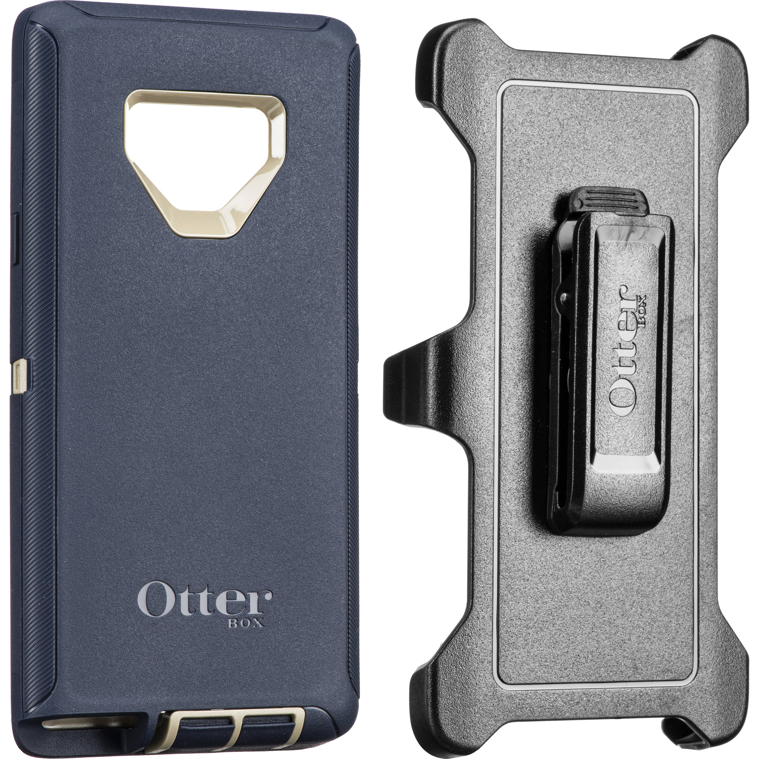 wholesale dealer 197fe 91ef6 OtterBox Defender Series Case for Samsung Galaxy Note9 (Dark Lake Blue)