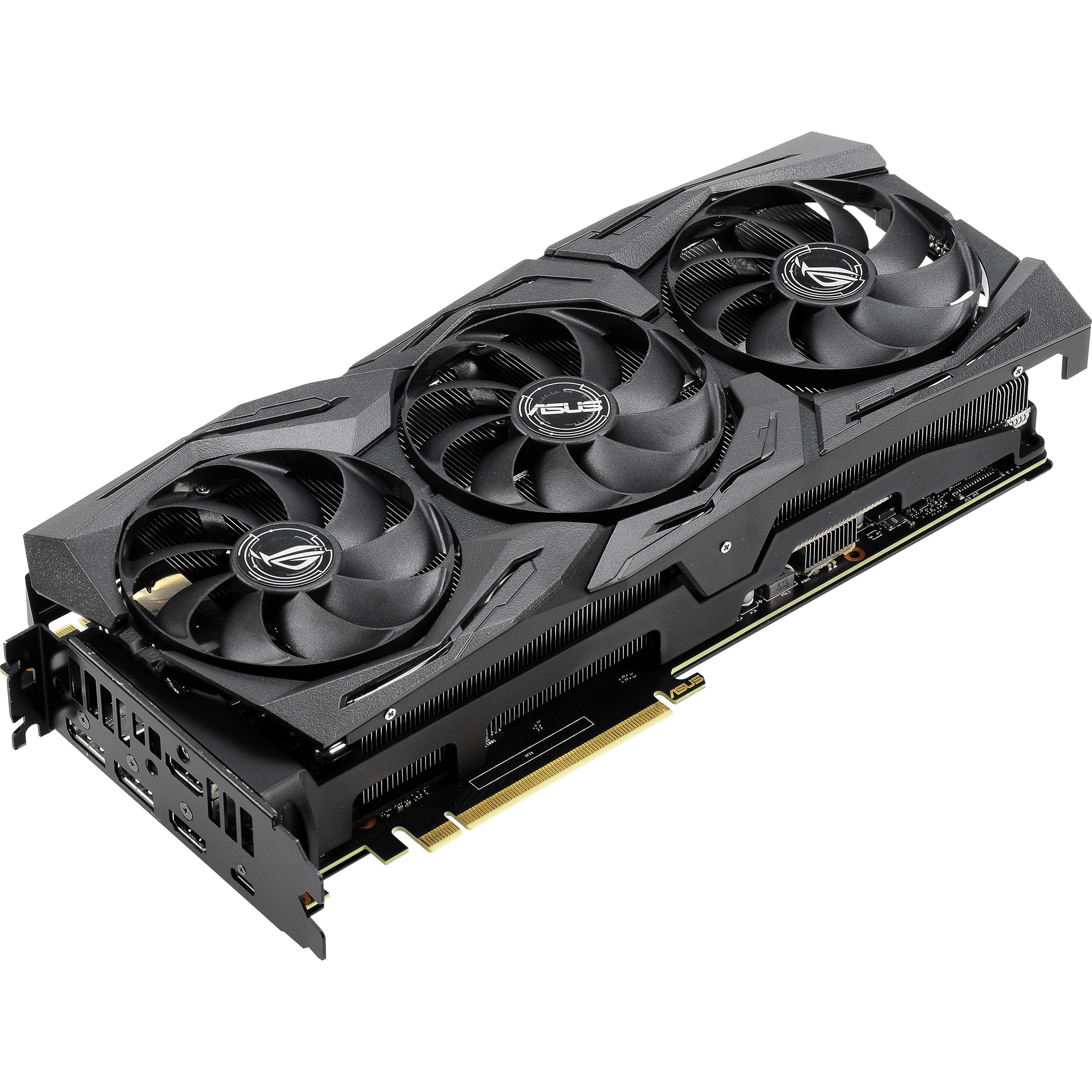ASUS Republic of Gamers Strix GeForce RTX 2080 OC Graphics Card