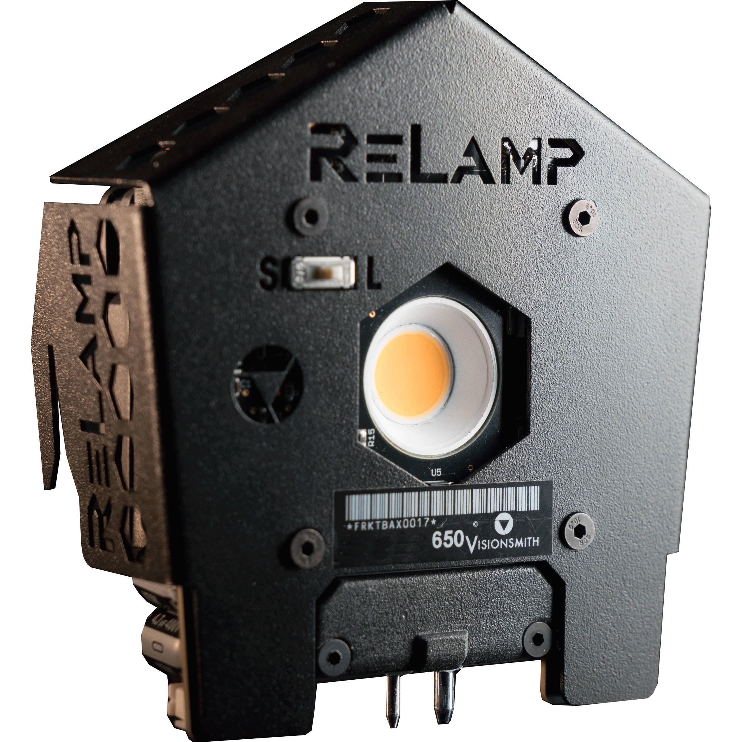 Visionsmith ReLamp 650 LED for ARRI 650 Plus Fresnel (Daylight)