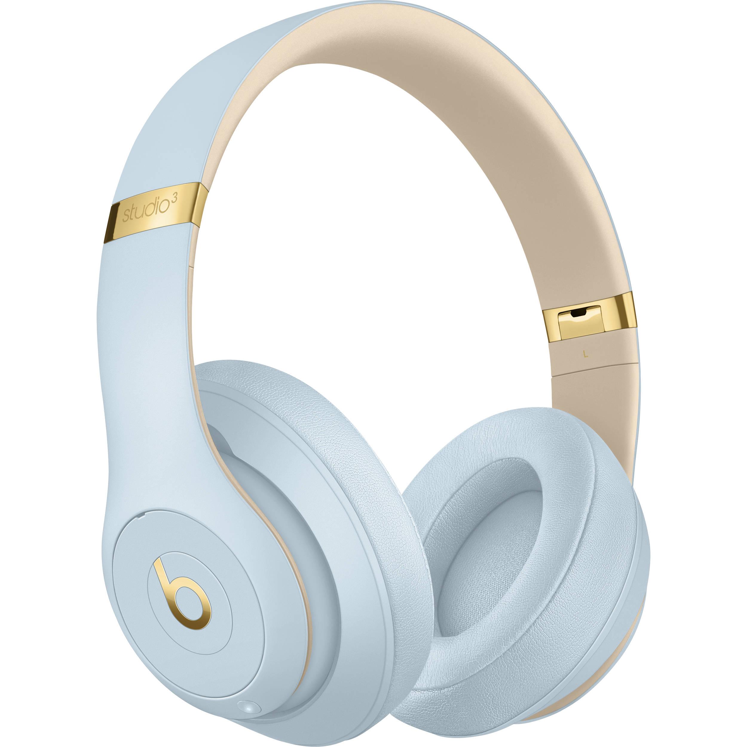 Beats By Dr Dre Studio3 Wireless Bluetooth Headphones Mtu02ll A