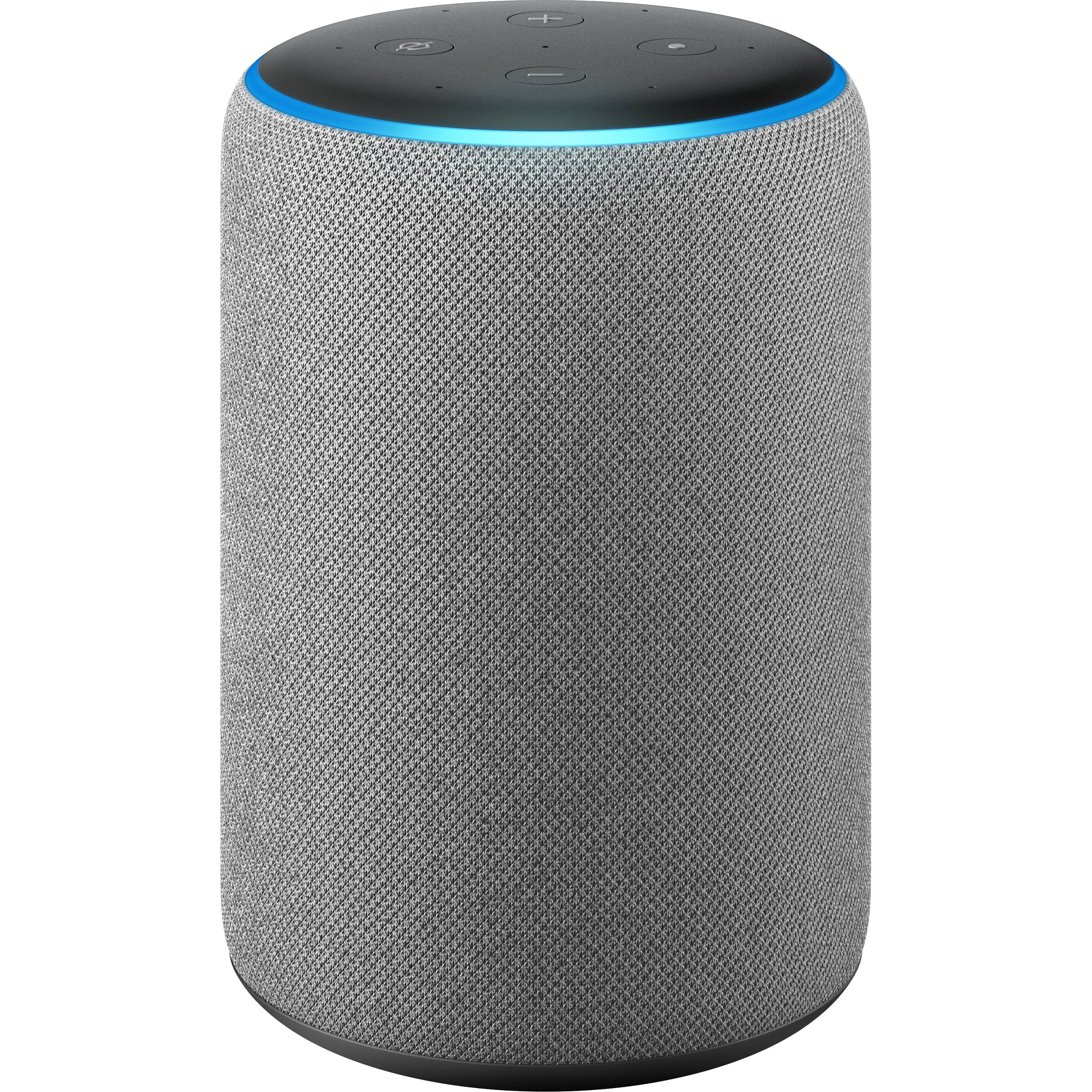 Amazon Echo Plus (2nd Generation, Heather Gray) B07CT3W44K B&H