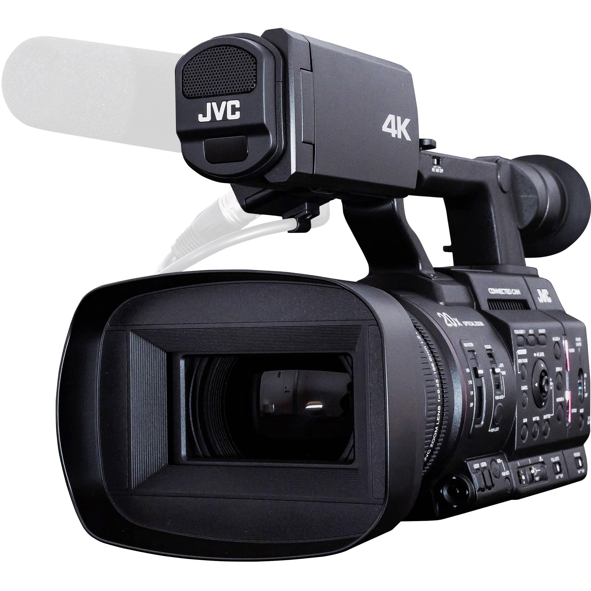JVC GY-HC500U Handheld Connect...