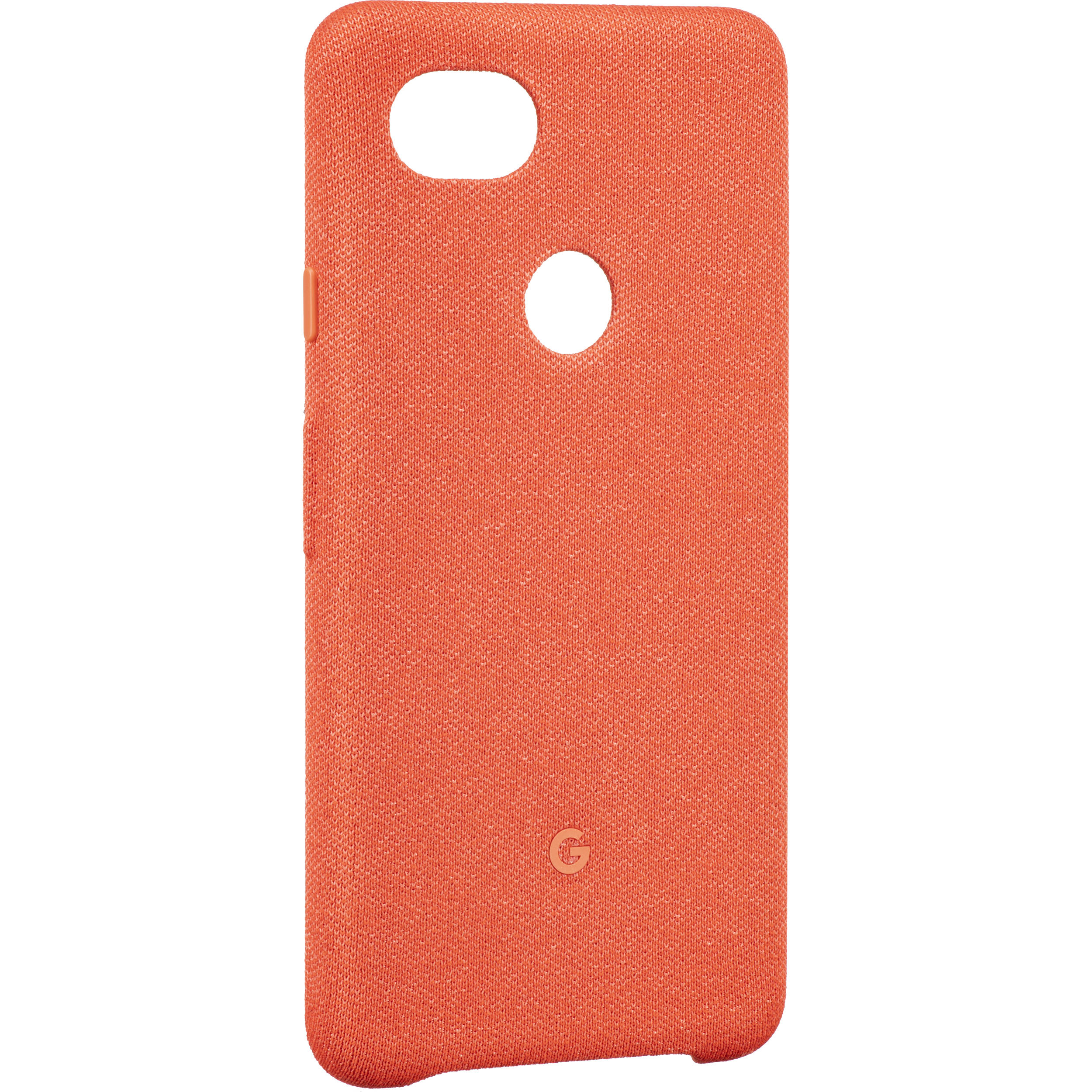 new product 42842 a6ff1 Google Pixel 2 XL Fabric Case (Coral)