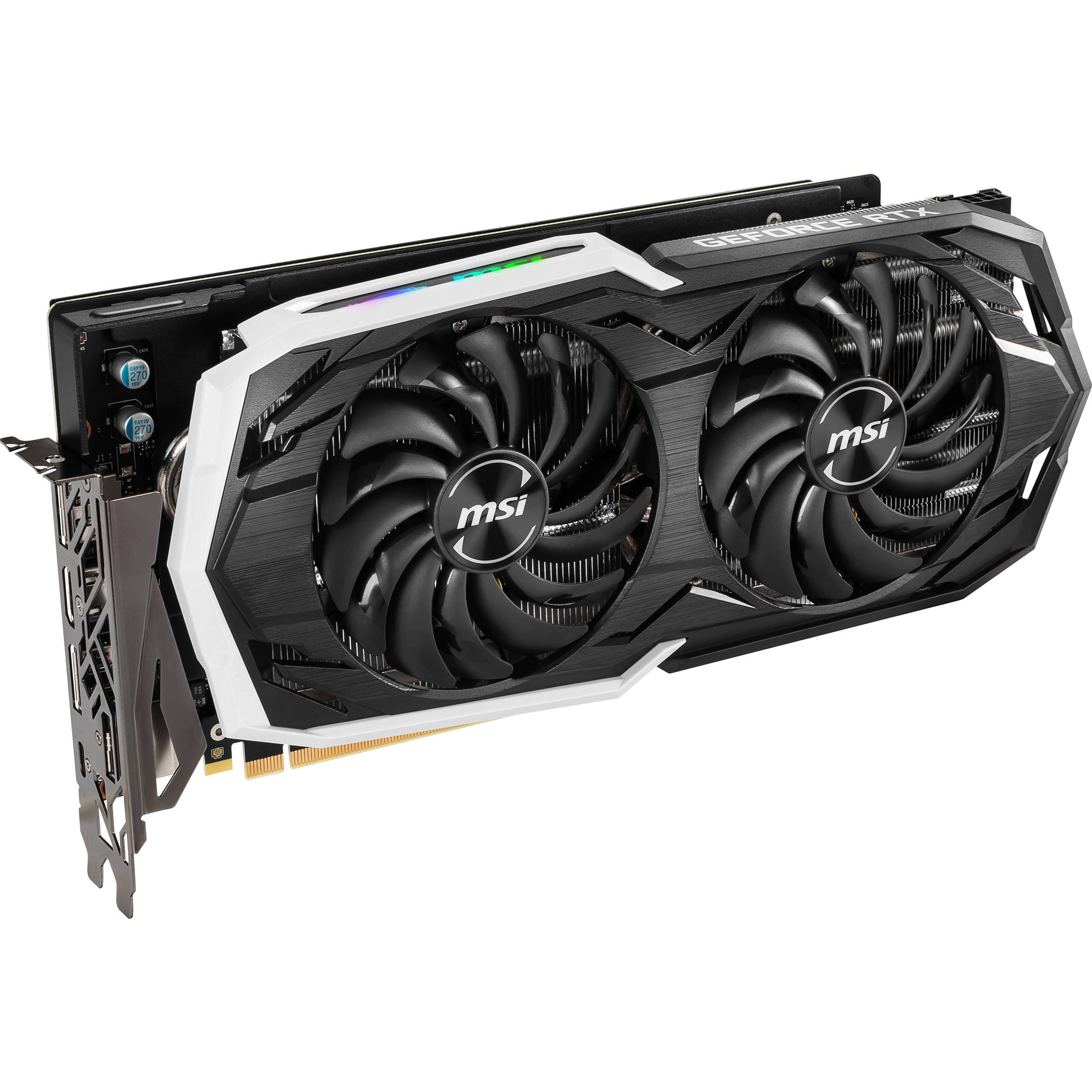 MSI GeForce RTX 2070 ARMOR Graphics Card