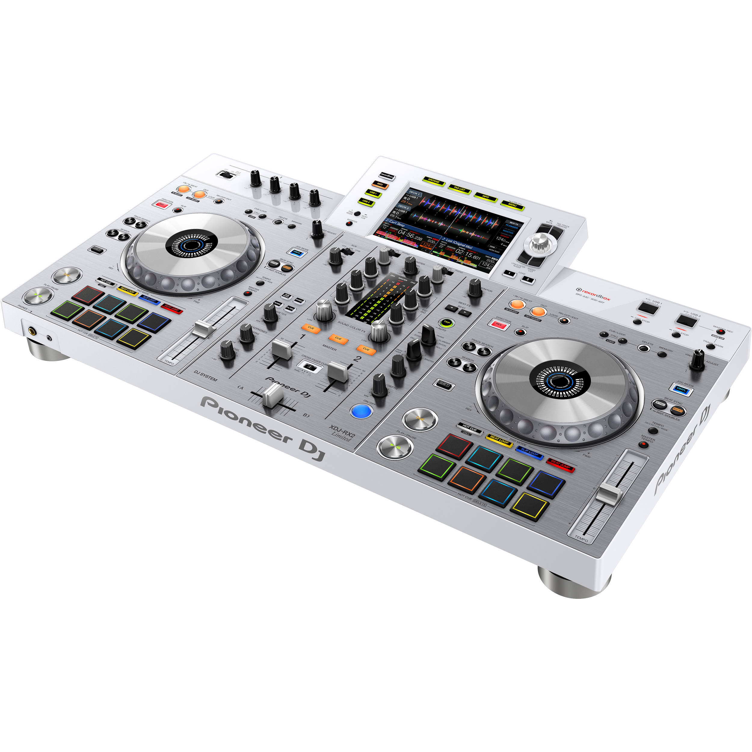 Pioneer DJ XDJ-RX2 All-In-One DJ System (Limited-Edition White)