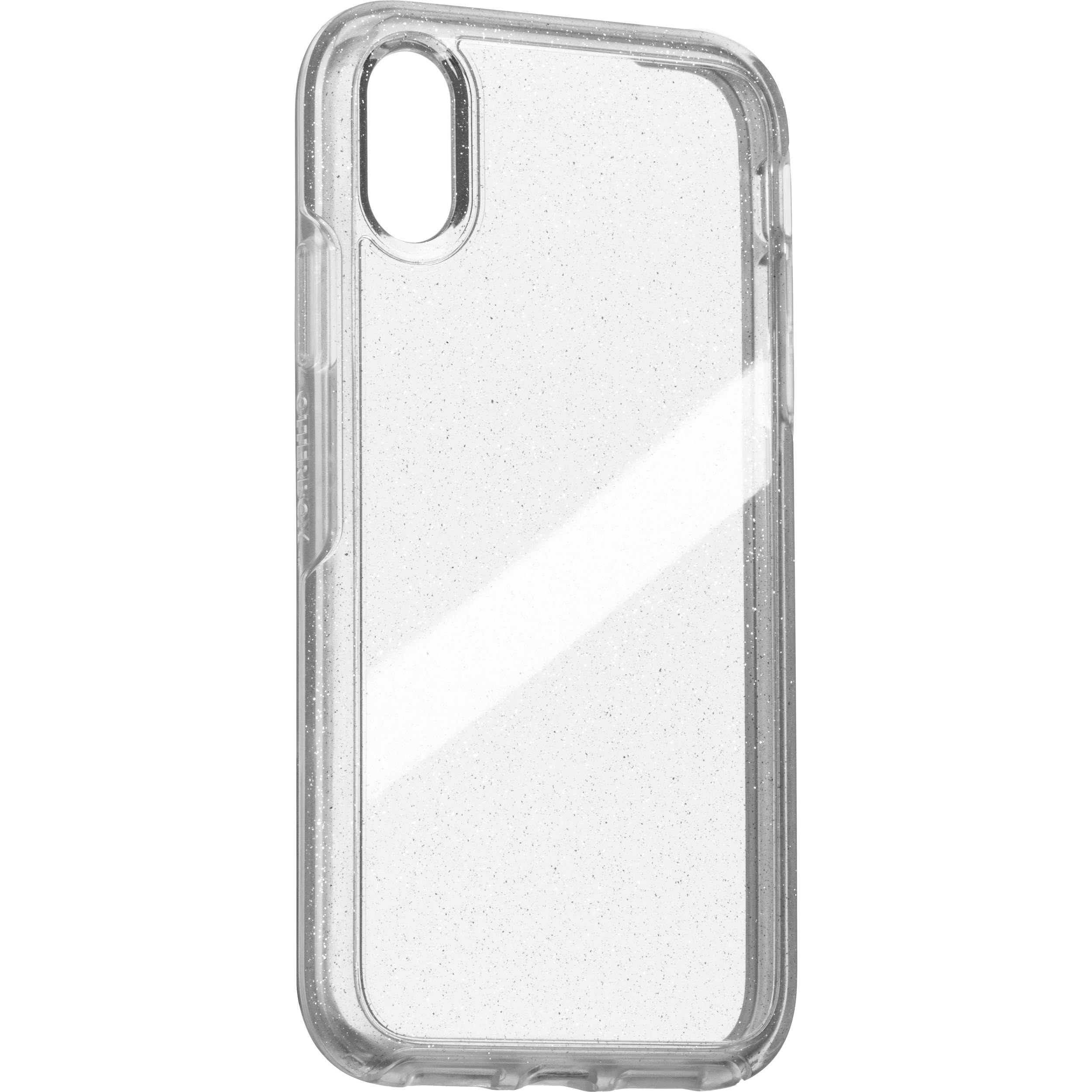 save off e948d 02a22 OtterBox Symmetry Series Clear Case for iPhone XR (Stardust)