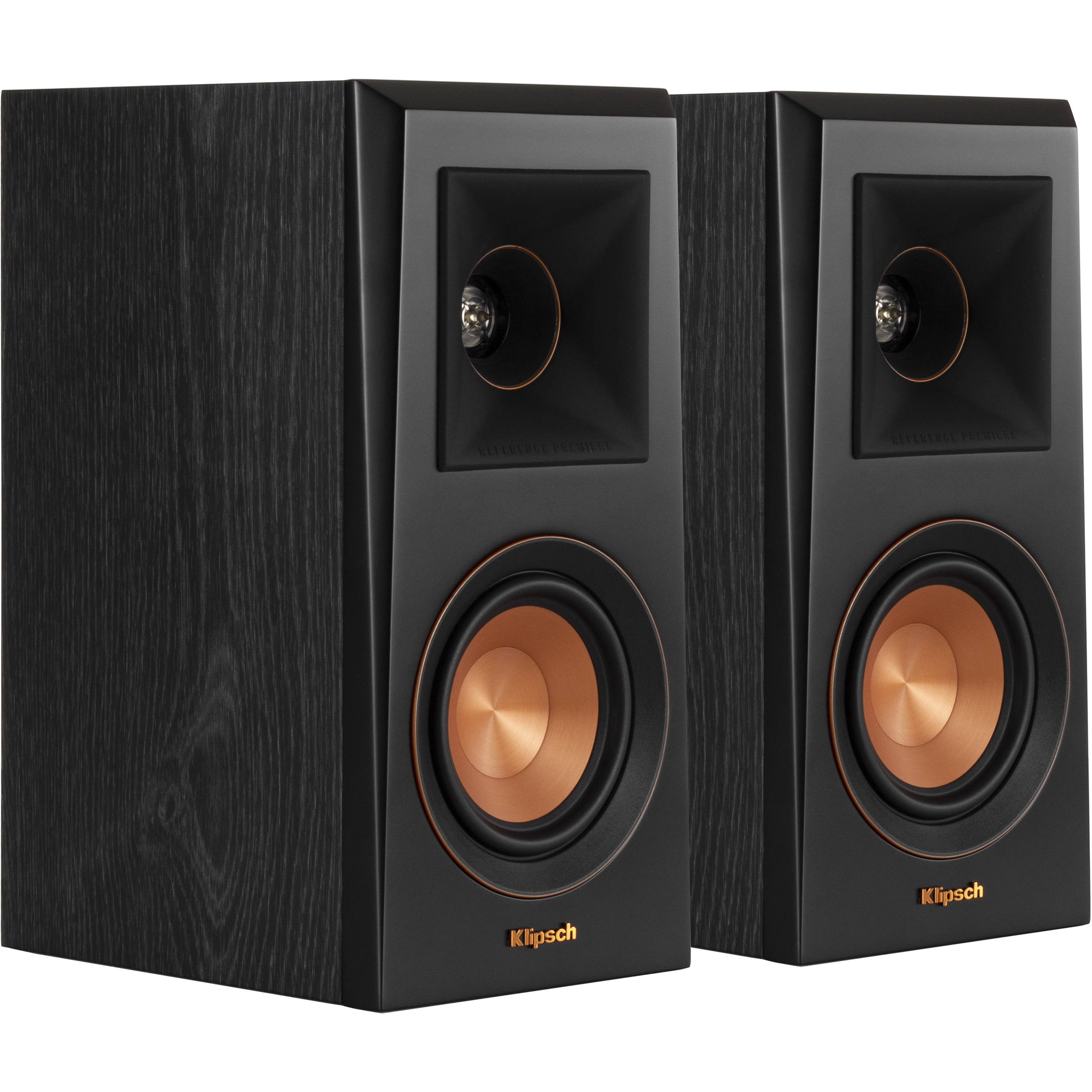 Klipsch Reference Premiere RP-400M 2-Way Bookshelf Speakers (Pair)