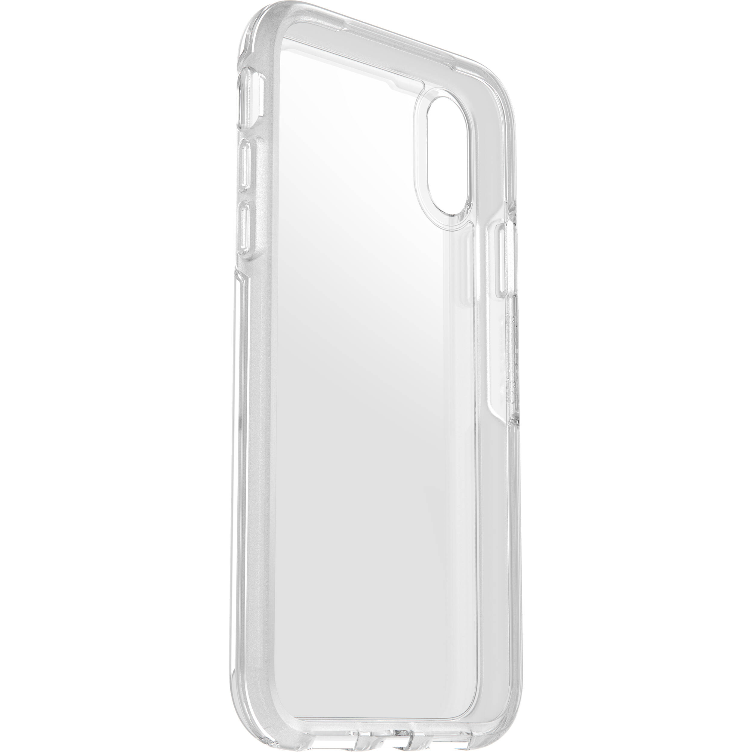 online retailer e5a92 353bb OtterBox Symmetry Series Clear Case for iPhone XR (Clear)