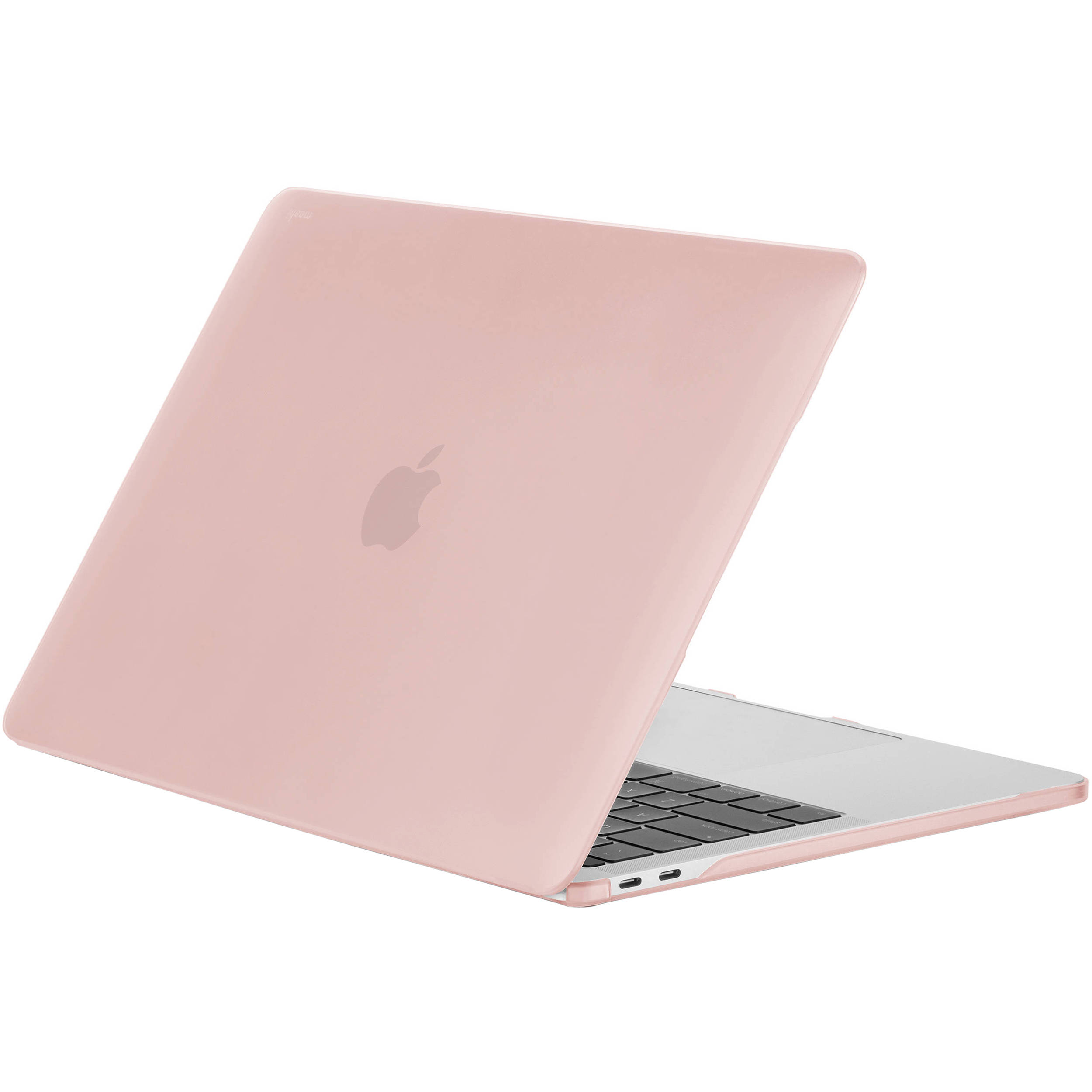 buy popular 1ee4d ae687 Moshi iGlaze Pro 13 Case for MacBook Pro with Thunderbolt 3 (Blush Pink)