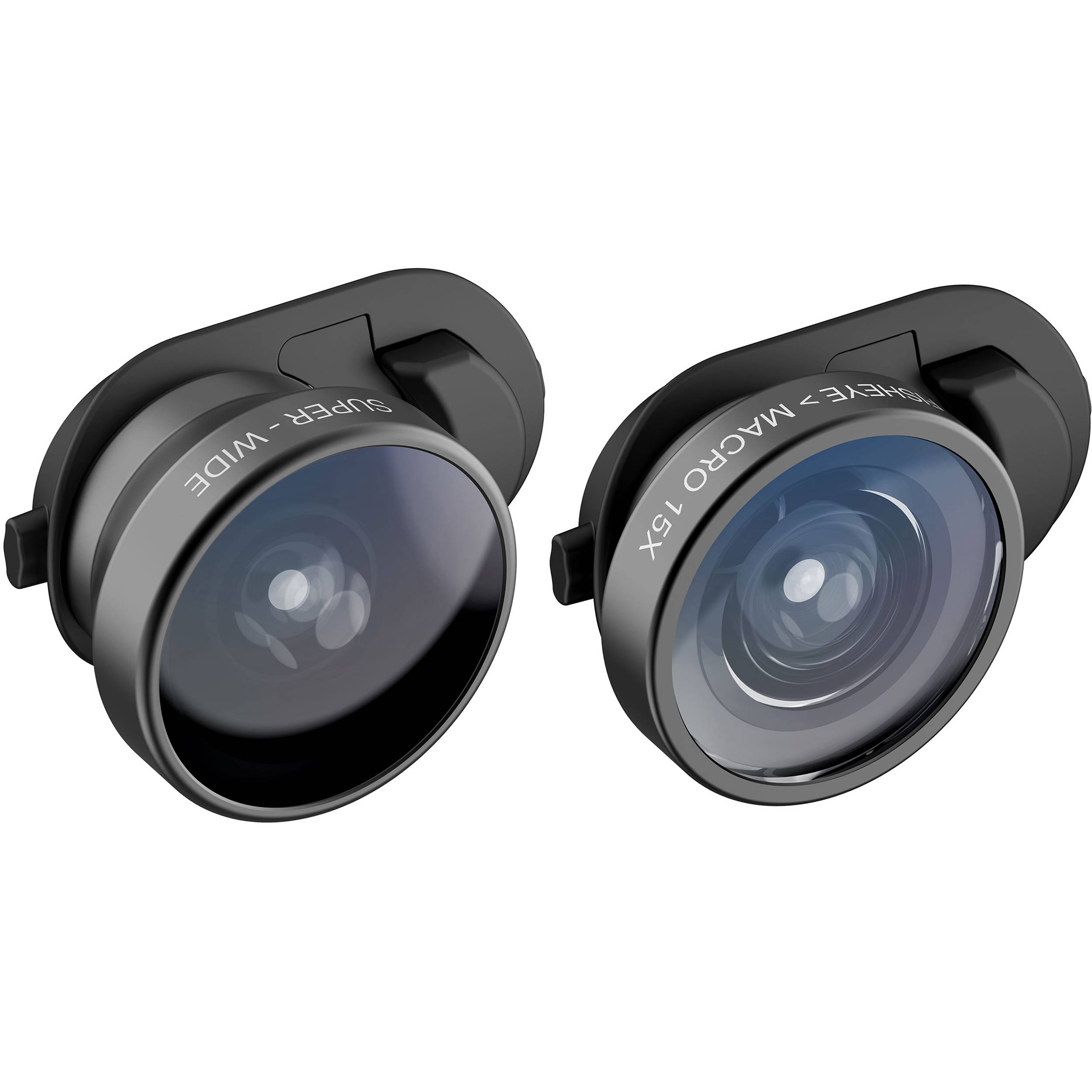 wholesale dealer 58c62 9b14e olloclip Fisheye + Super-Wide + Macro Essential Lenses for the iPhone XS Max