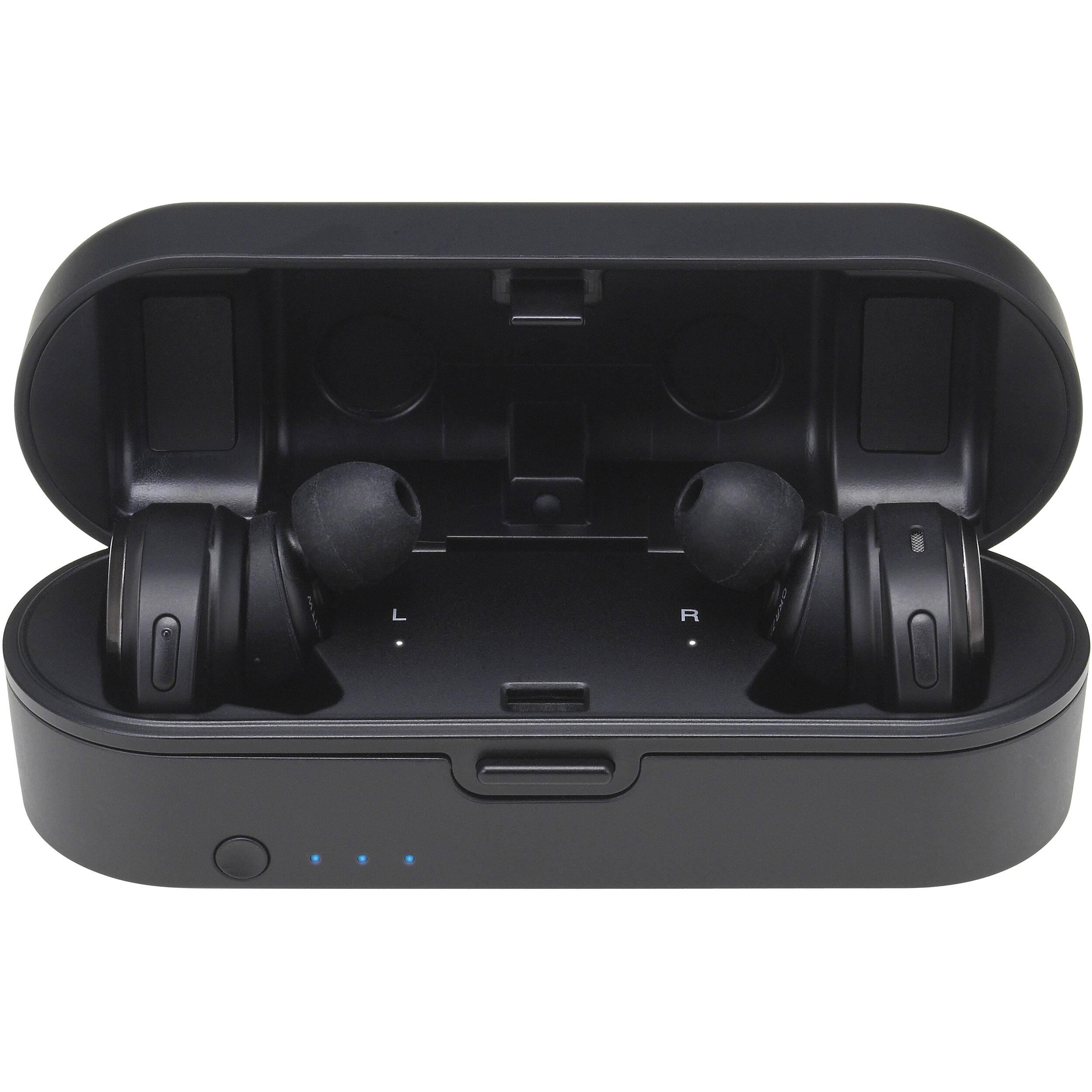 Análisis Auriculares Audio-Technica ATH-CKR7TW True Wireless