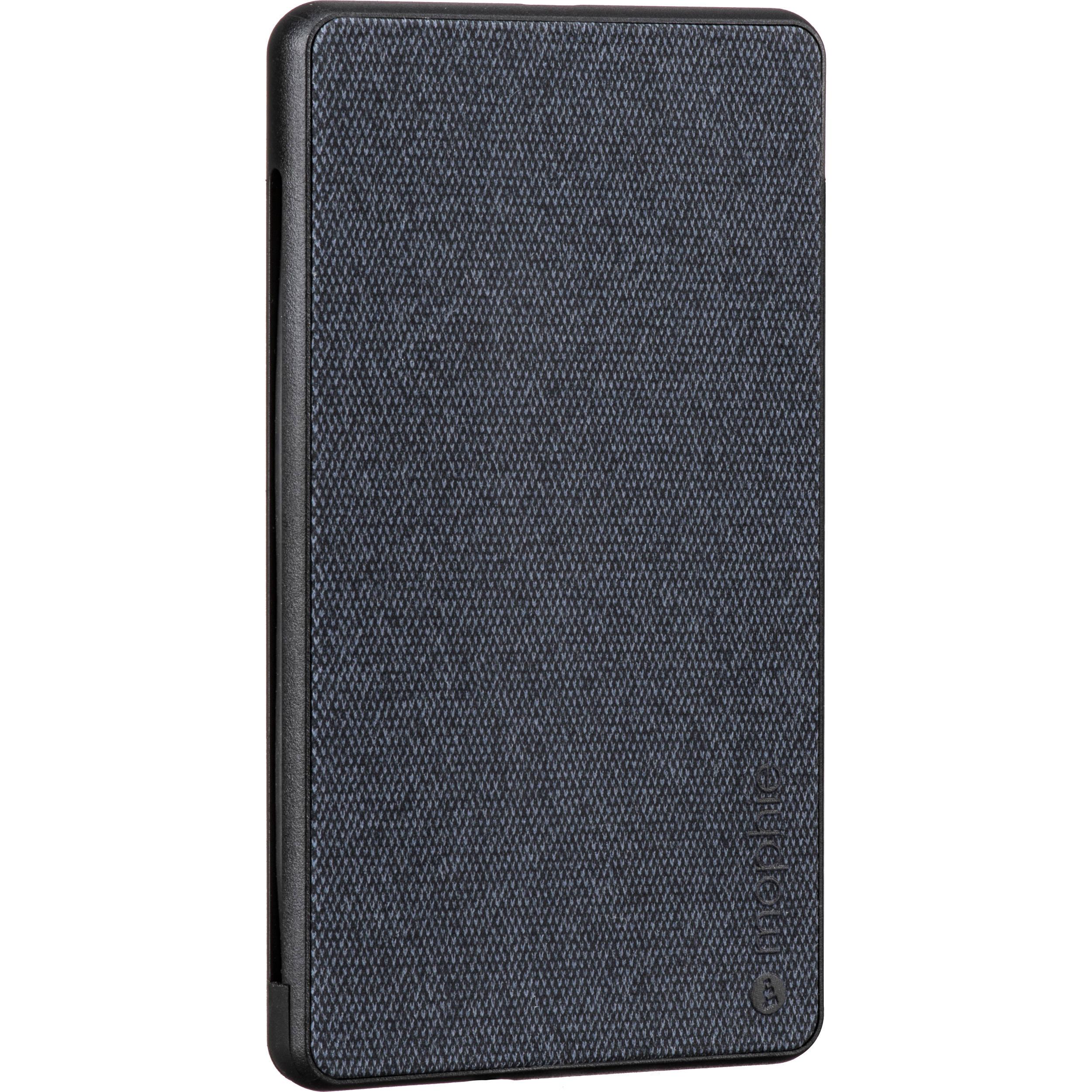new arrival 8b516 ff810 mophie powerstation plus XL 10,000mAh Portable Charger (Black)